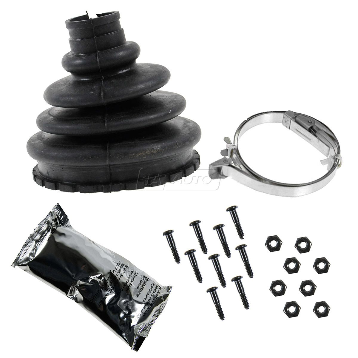 outer cv joint speedi split boot repair kit for chevy gmc