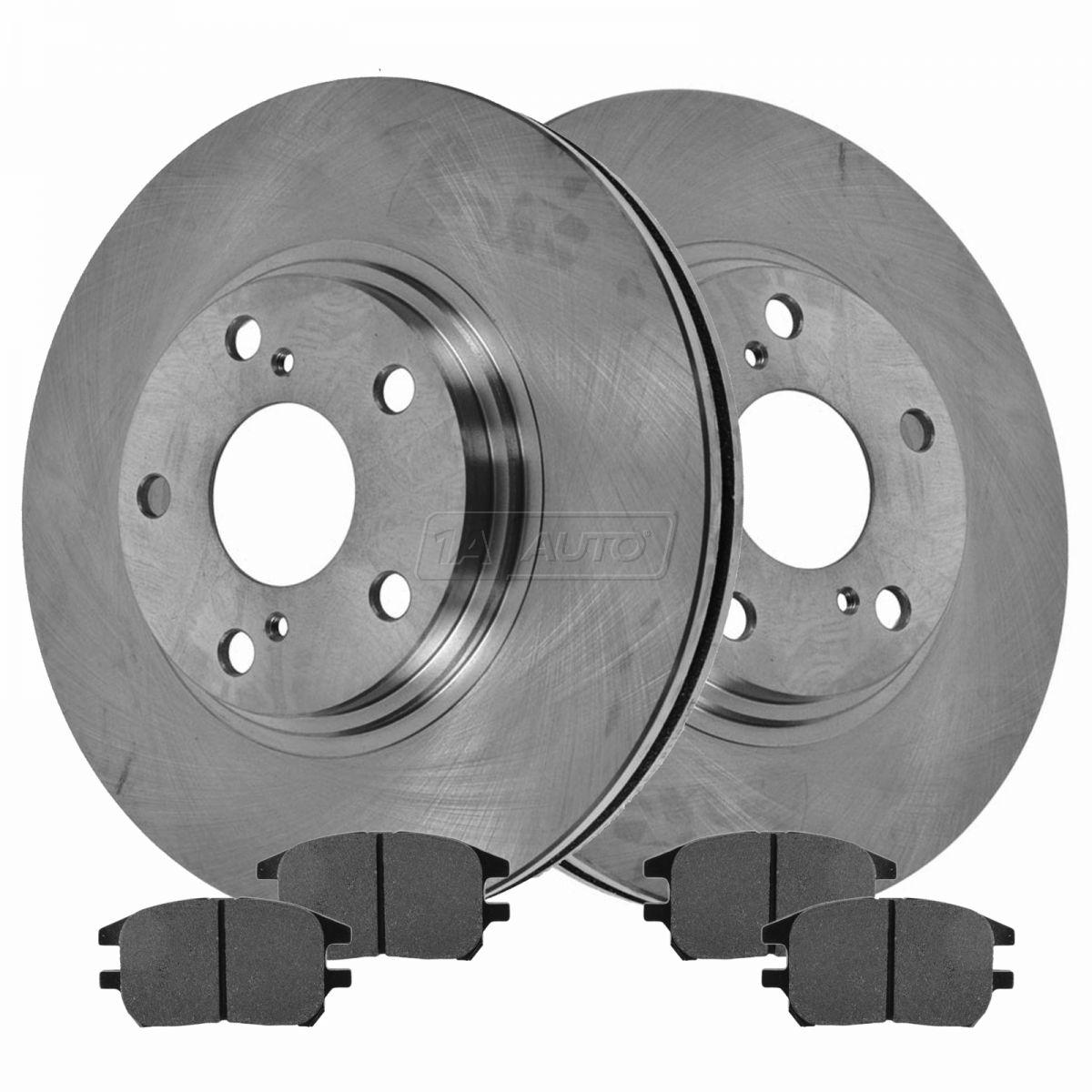 Land Rover Rear Brake Rotor Disc Pads W Sensor Range 03: Brake Rotor Posi Metallic Pad Set Kit With Shims Front For