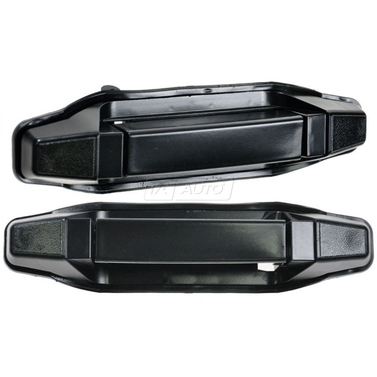 Black Front Exterior Door Handle Set Pair For Ford Aerostar Ebay