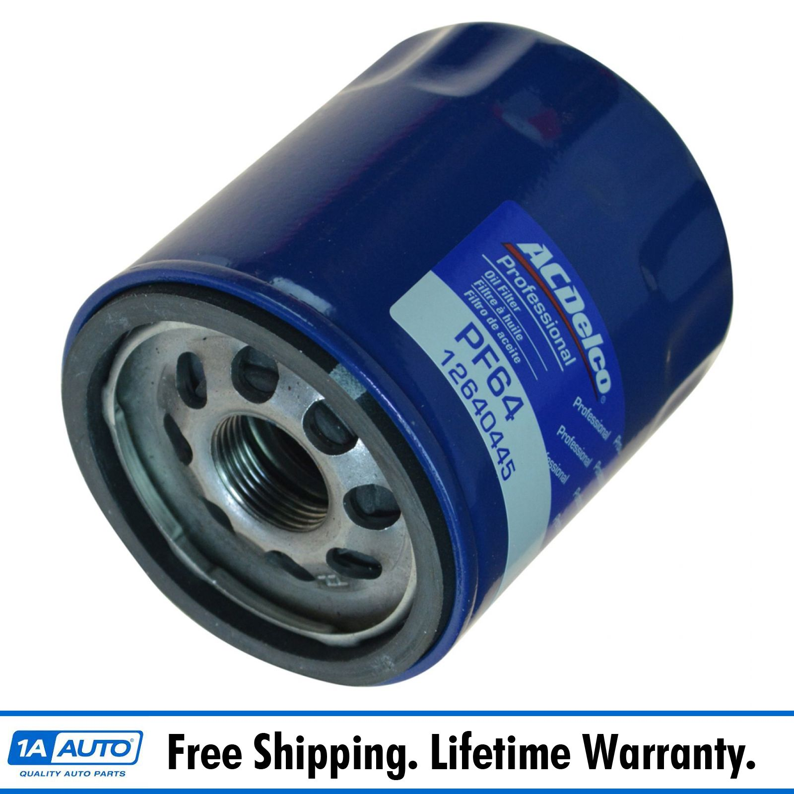 Ac Delco Pf64 Engine Oil Filter For Buick Cadillac Chevy