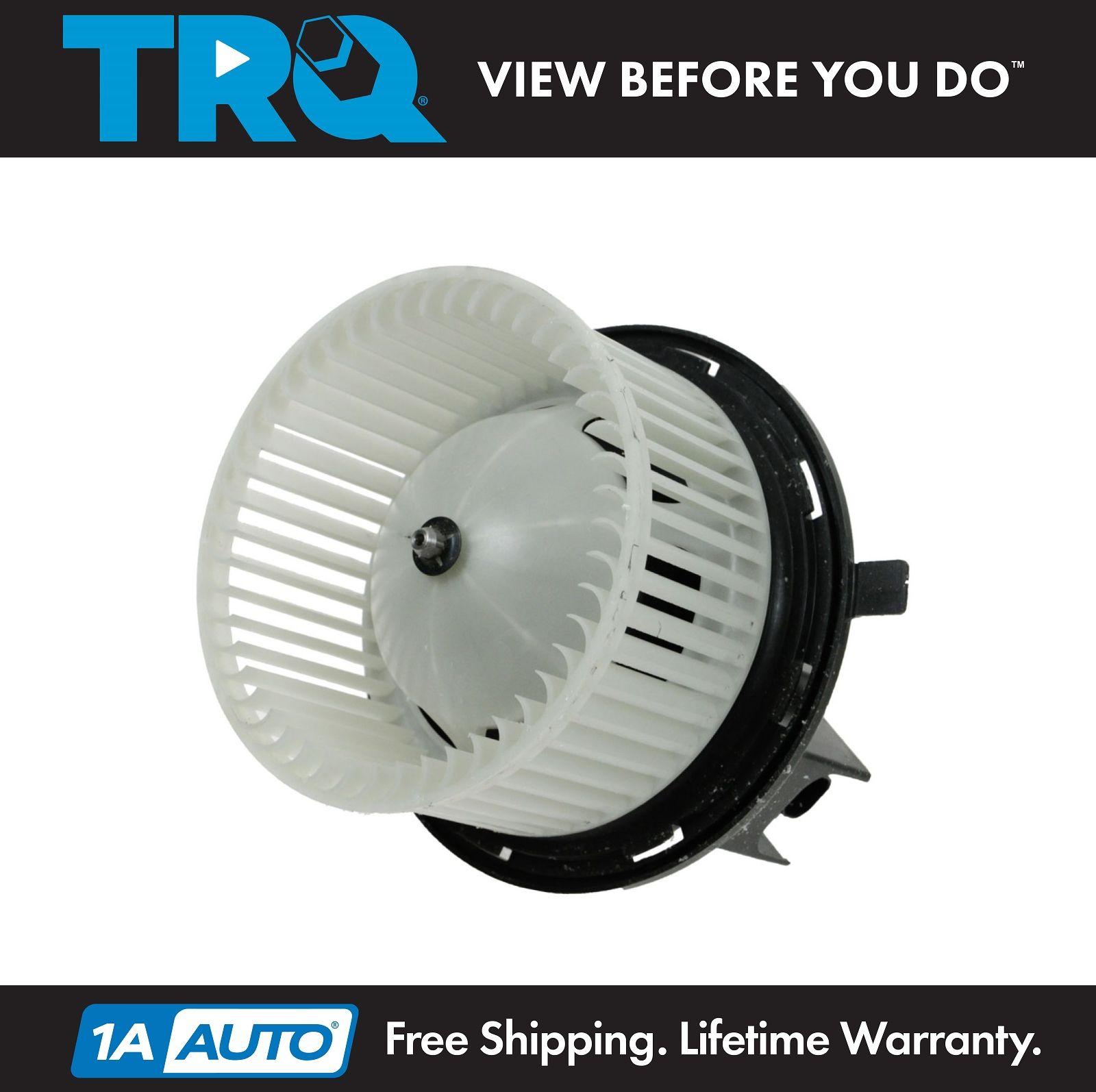 Heater a c blower motor w fan cage for jeep wrangler for Fan motor for heater