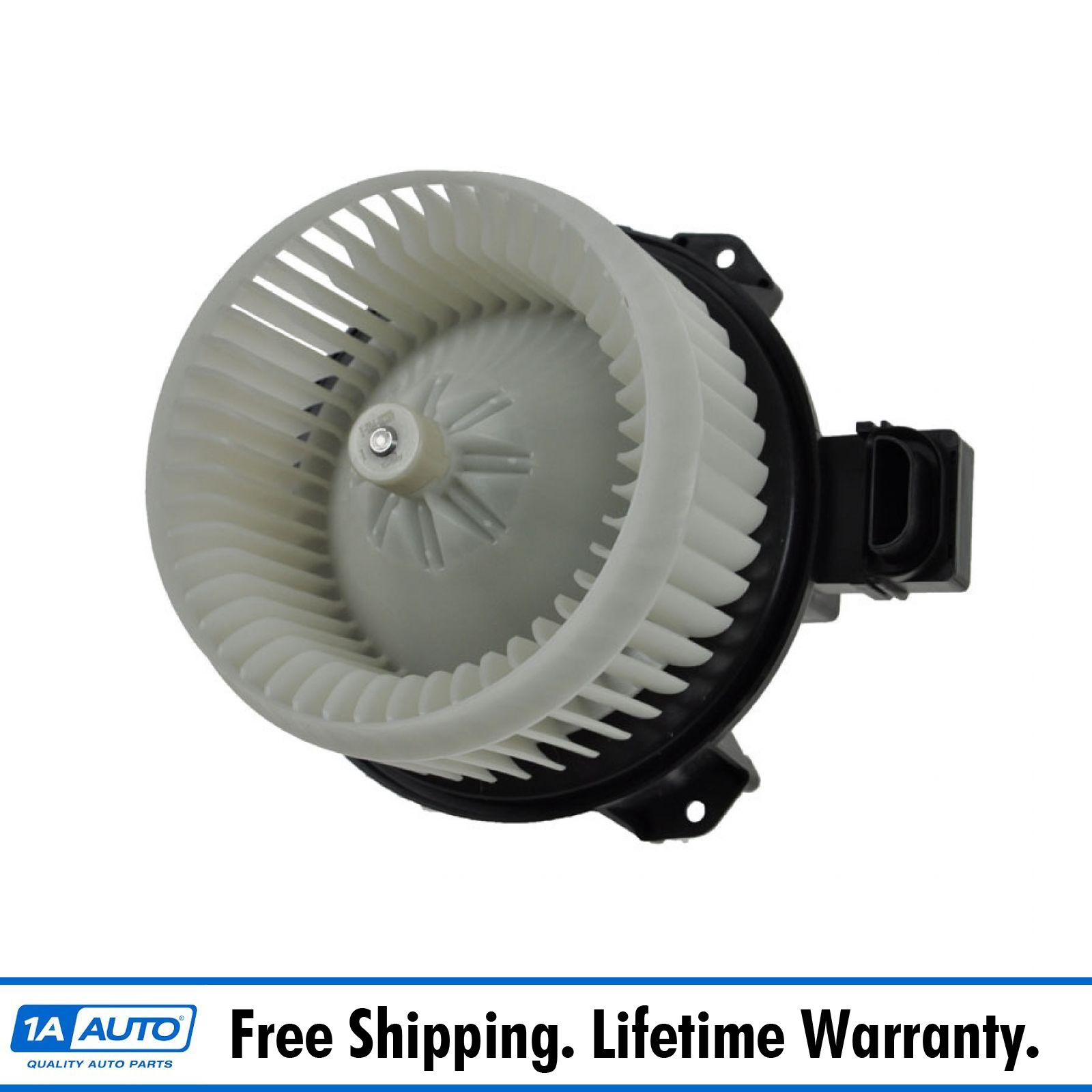 Heater blower motor w fan cage for toyota corolla matrix for Heater blower motor replacement