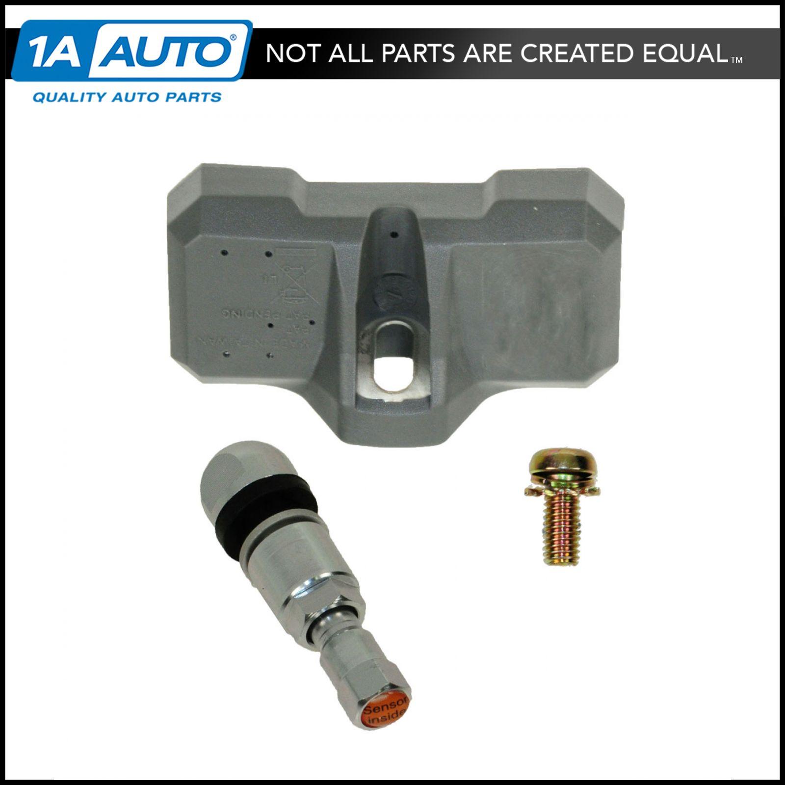 Nissan Rogue Tire Pressure Sensor: Tire Pressure Monitor Sensor System Assembly TPMS