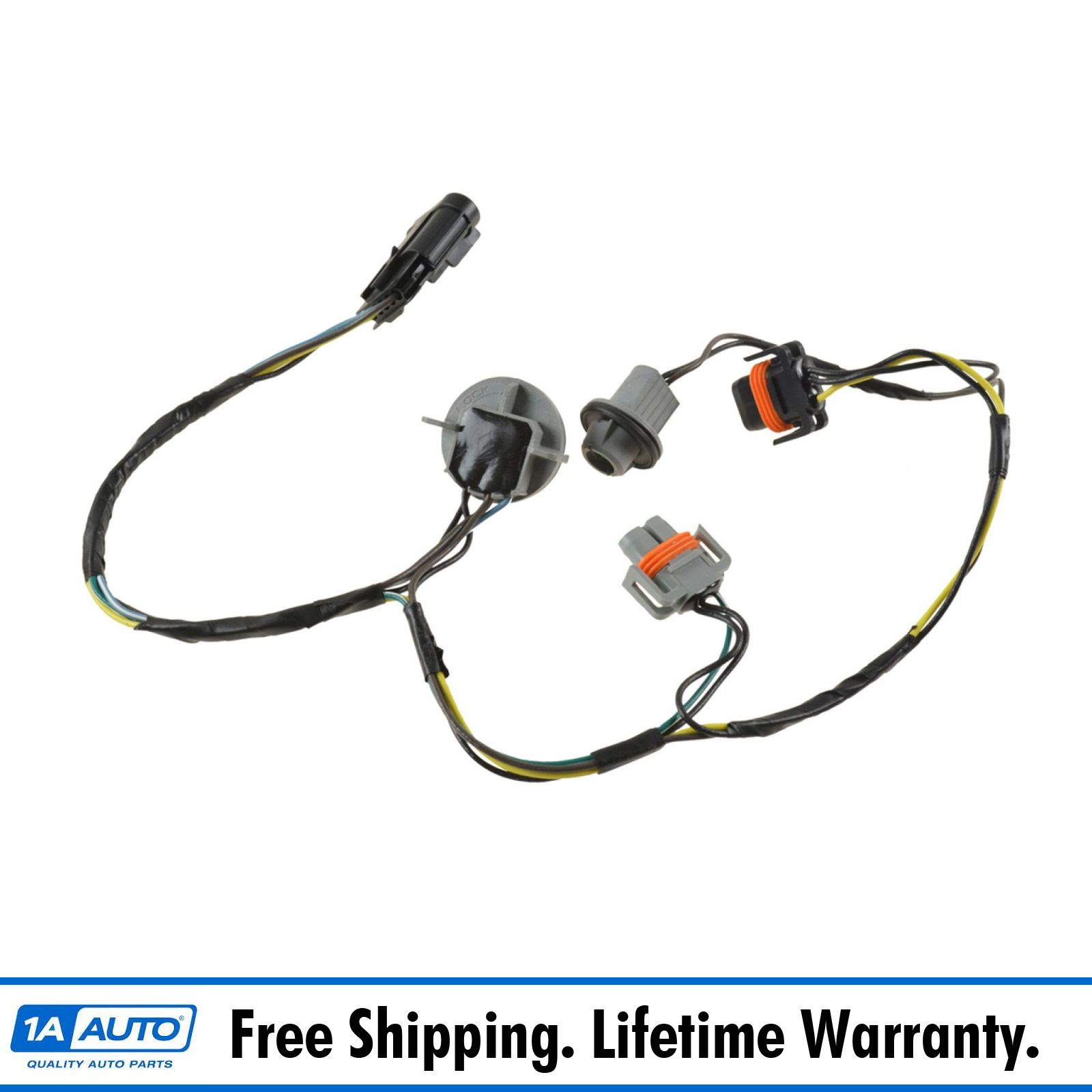 oem headlight wiring harness - photo #41