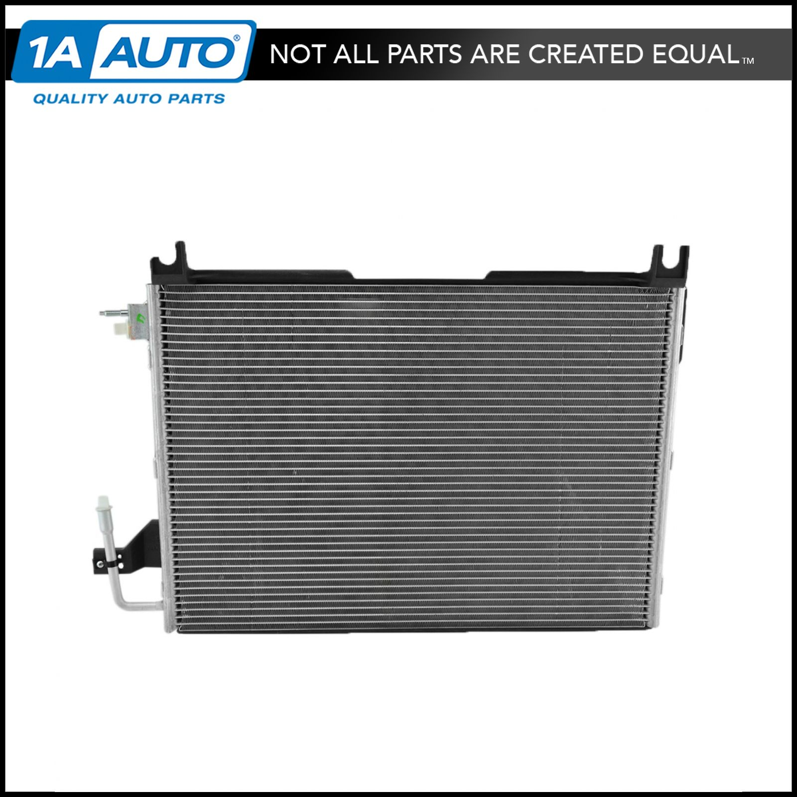 A//C Condenser For Ram 1500 V6 V8 Fast Free Shipping Best Quality