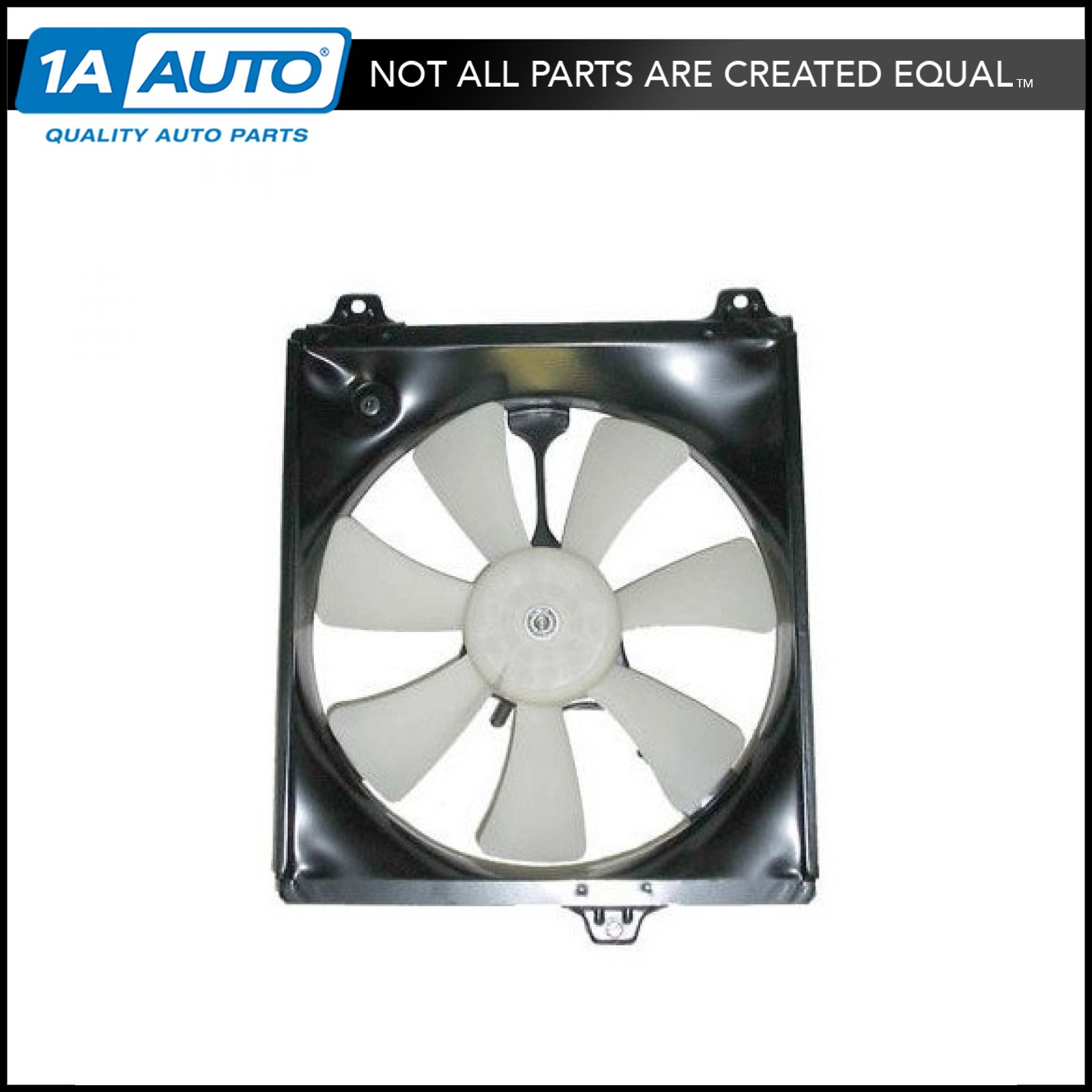 AC A//C Condenser Cooling Fan /& Motor Assembly Right RH for Accent