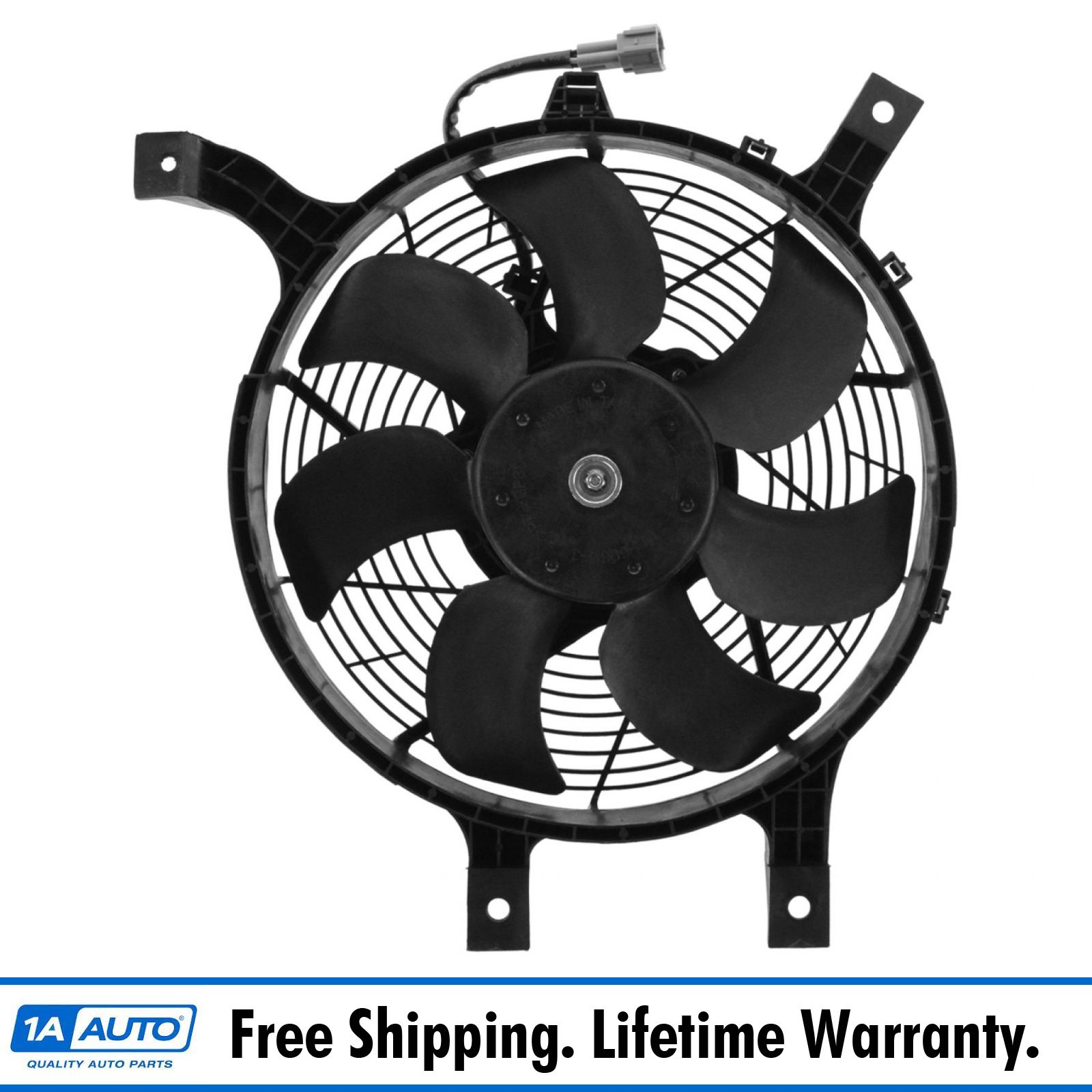 Radiator Cooling Fan Blades for Nissan Xterra Frontier V6 3.3L
