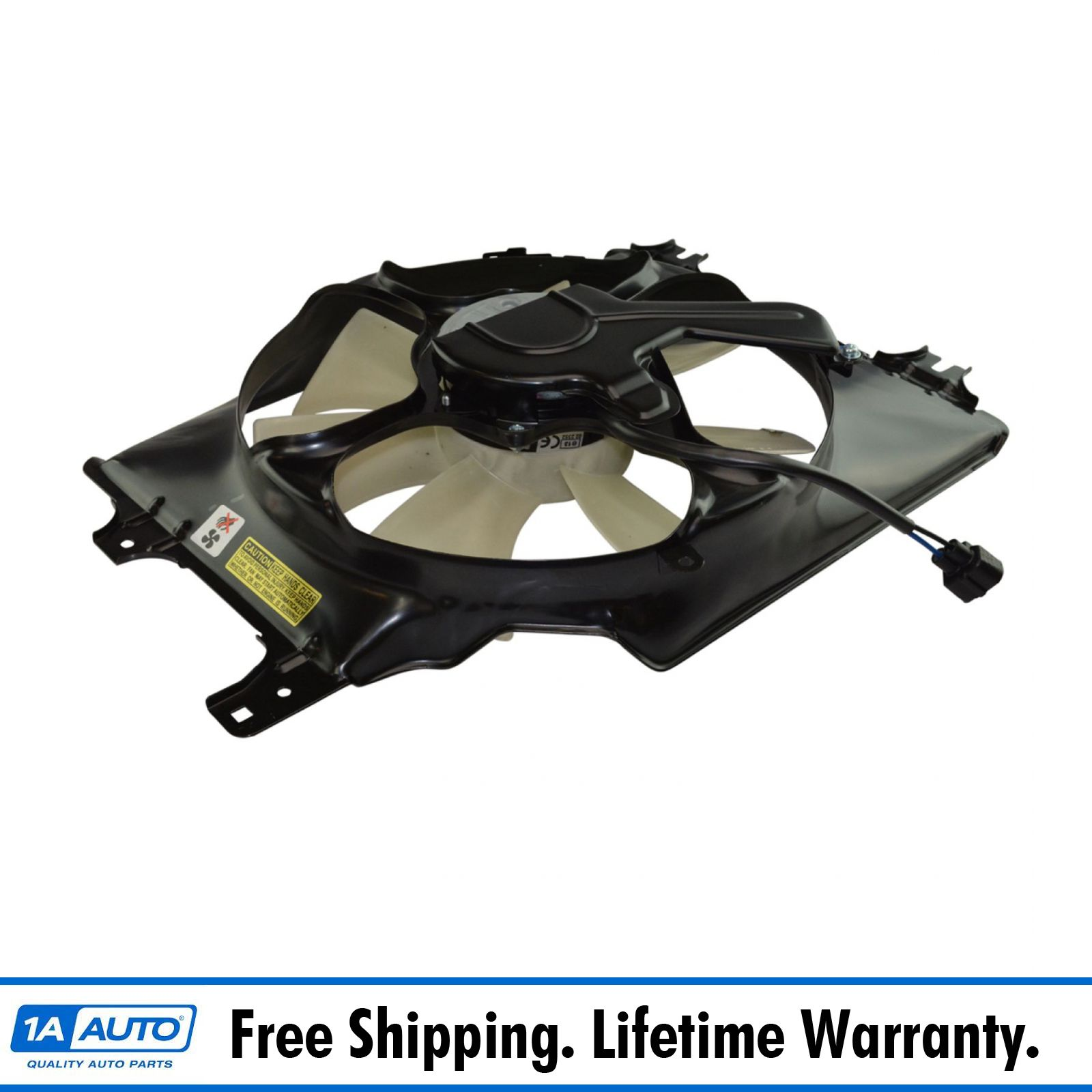 A/C Air Conditioning Condenser Cooling Fan Assembly For 05