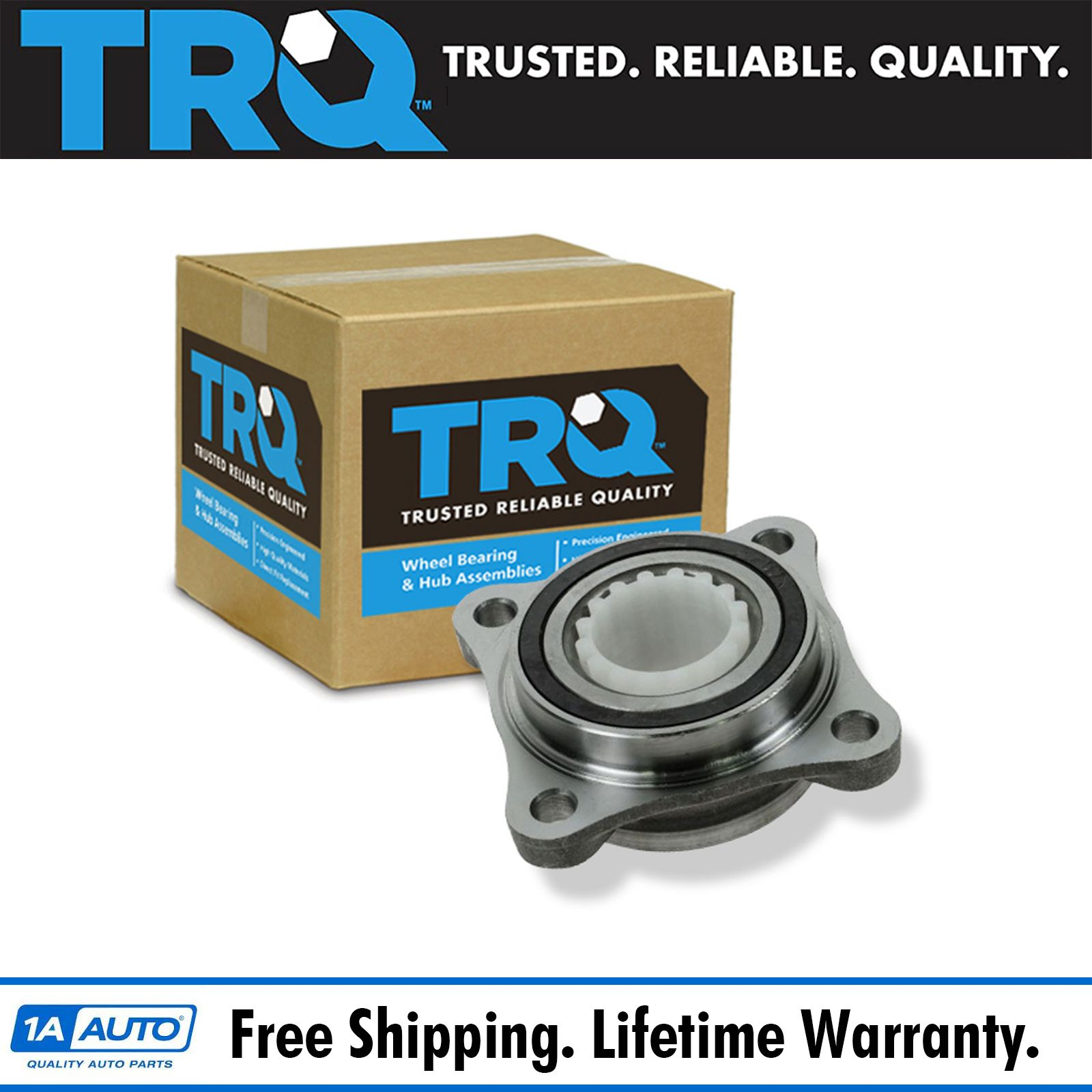 2006 Lexus Gx Exterior: TRQ Front Wheel Bearing NEW For Toyota Tacoma 4Runner