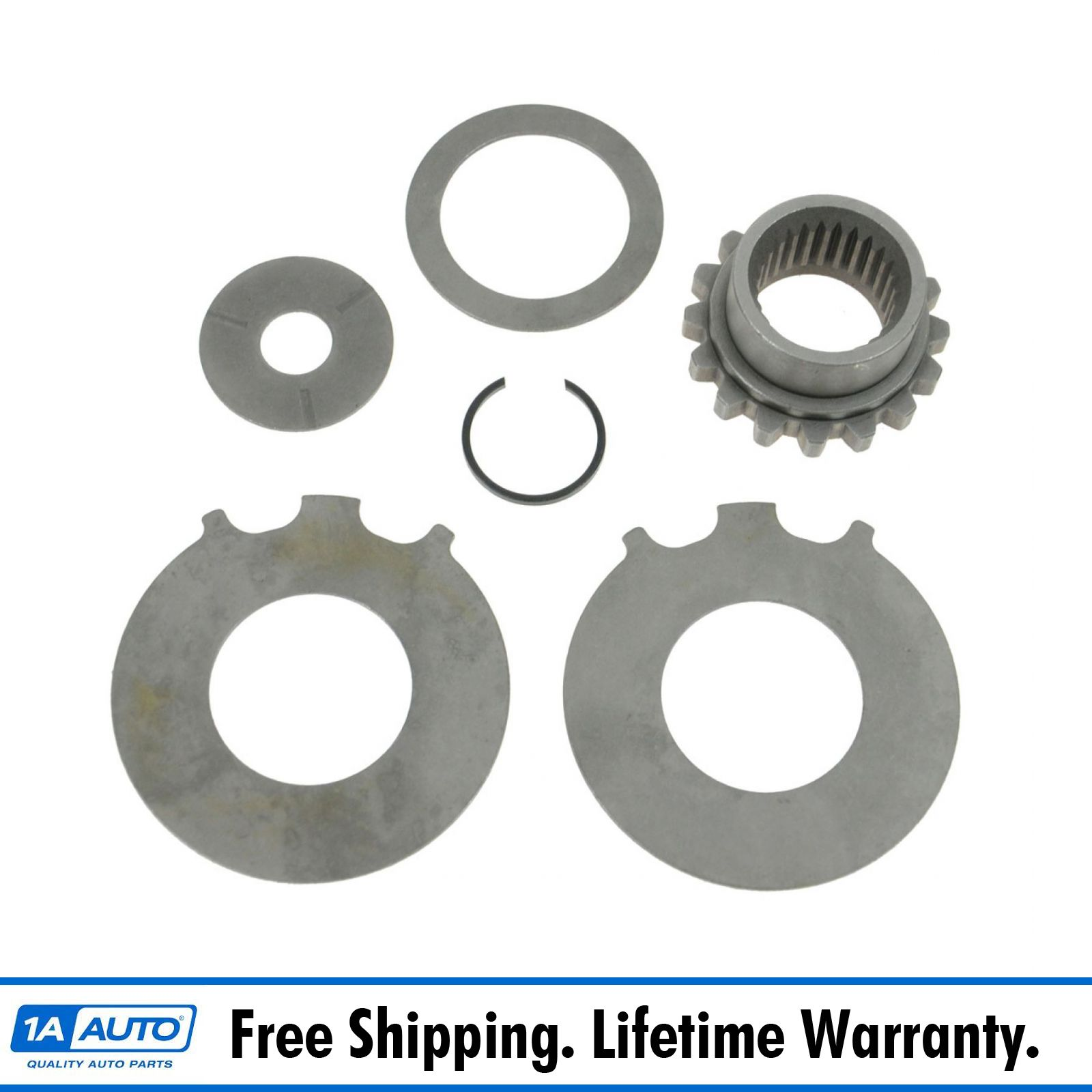 Front Differential Vacuum Shift Fork Gear Kit for S10 Blazer S15 Sonoma Pickup