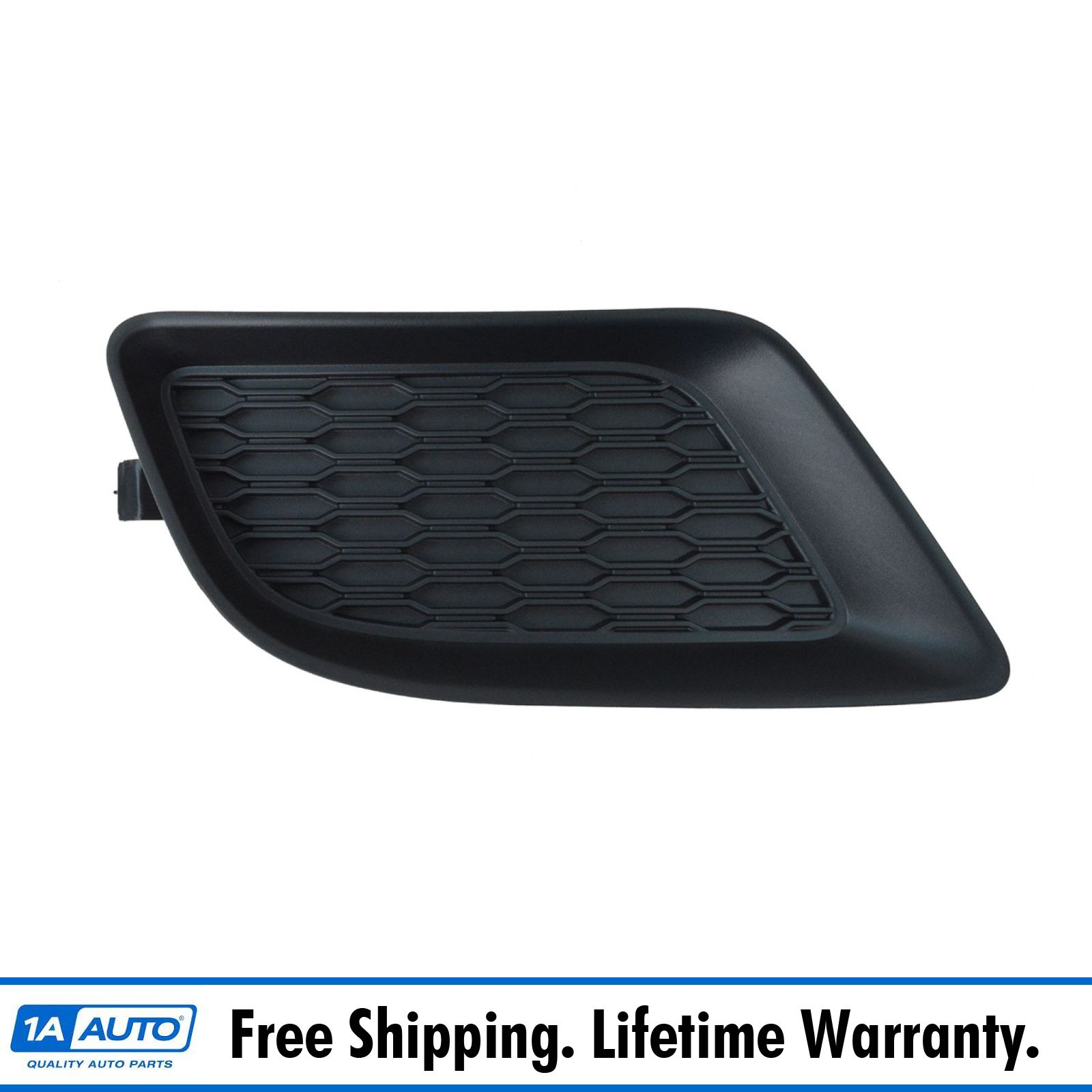 FOR LISTED 2011-14 CHARGER Fog Hole Filler Panel RH NEW Front Bumper Insert