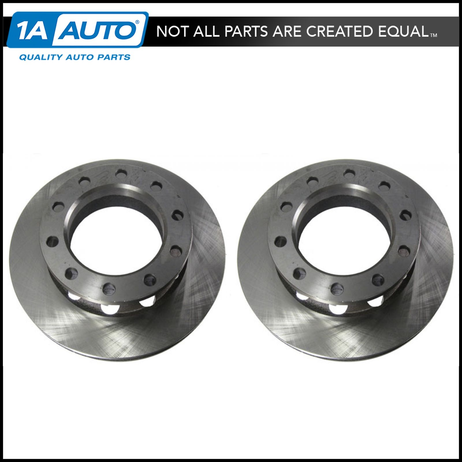 1997 Chevrolet G Series 3500 Camshaft: Rear Disc Brake Rotor Pair Set For Chevy GMC C3500 Truck