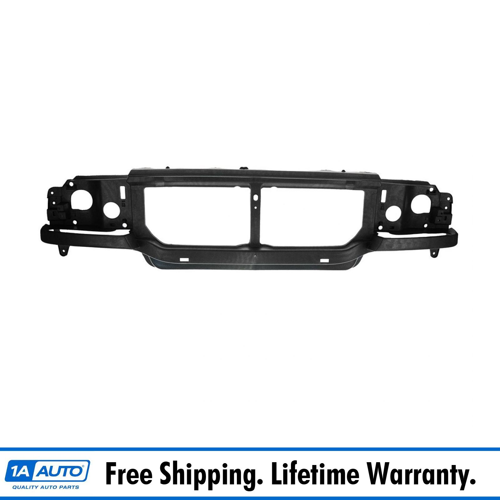 1A Auto Header Grille Opening Mounting Panel Frame NEW for 99-04 Ford Mustang