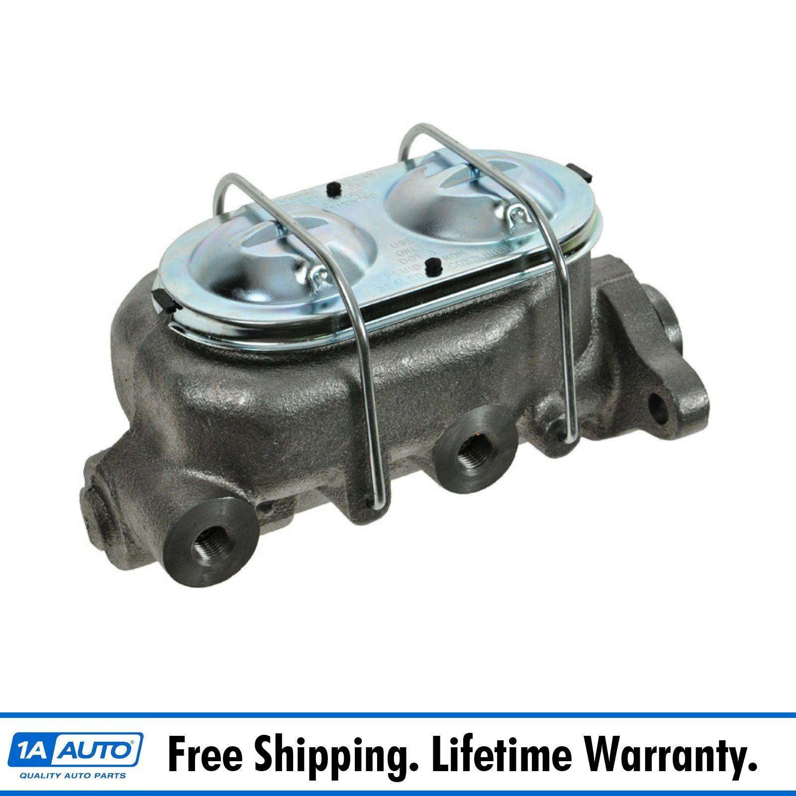 Master Brake Cylinder /& Reservoir 18002064 for 77-82 Chevy Corvette