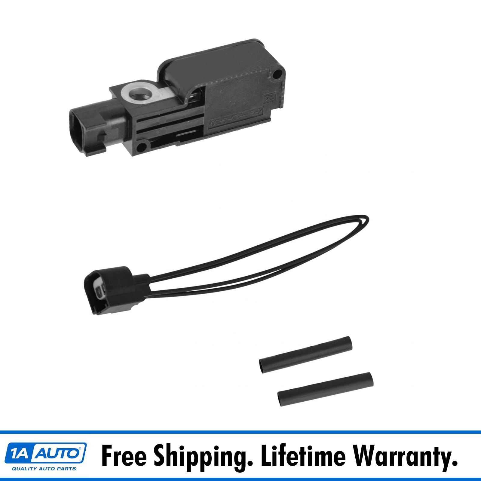 details about oem airbag impact crash sensor \u0026 harness front for ford f150 lincoln mark lt new Airbag Impact Sensor Wiring Harness