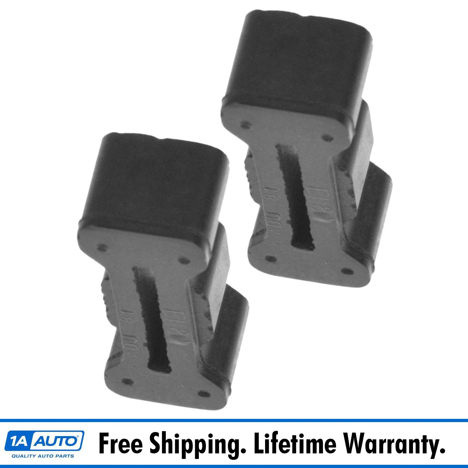 Tailgate Tail Gate Latch Left Driver Right Passenger Pair for Chevy GMC