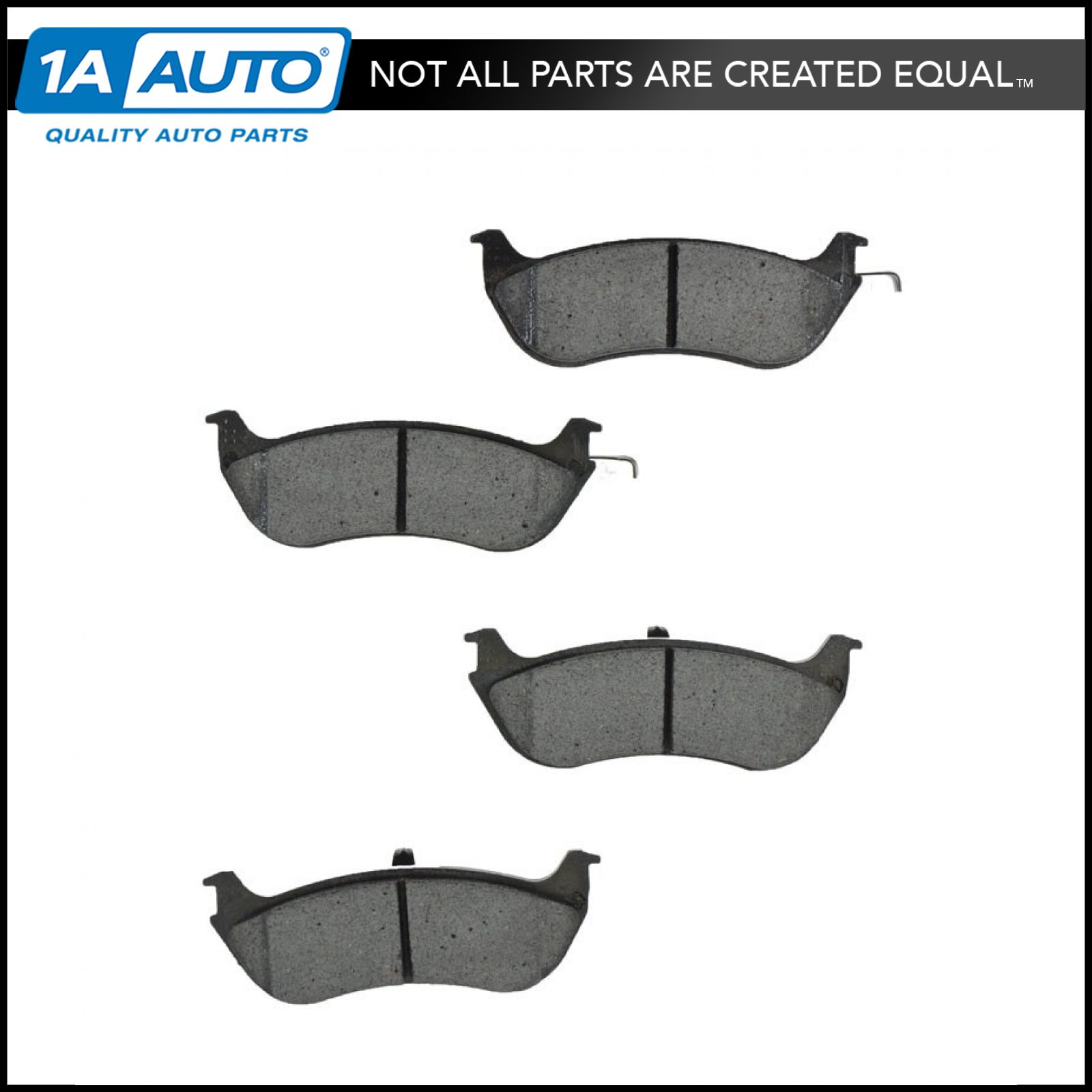 Front Ceramic Brake Pads For 1998-2002 CROWN VICTORIA TOWN CAR GRAND MARQUIS