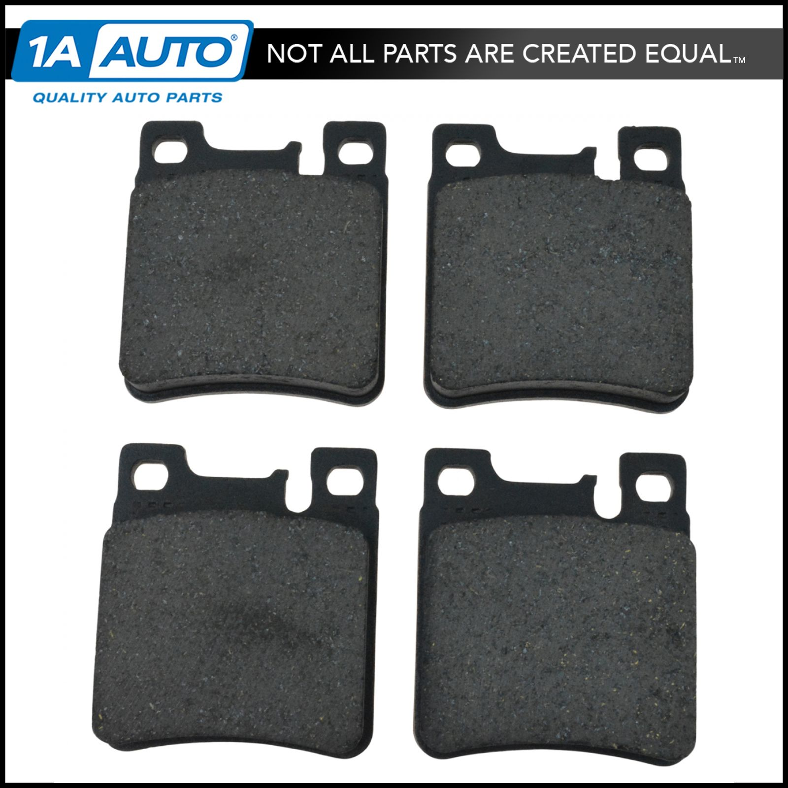 Nakamoto Brake Pad Kit Semi Metallic Rear for Mercedes Benz MB CL E S SL Series