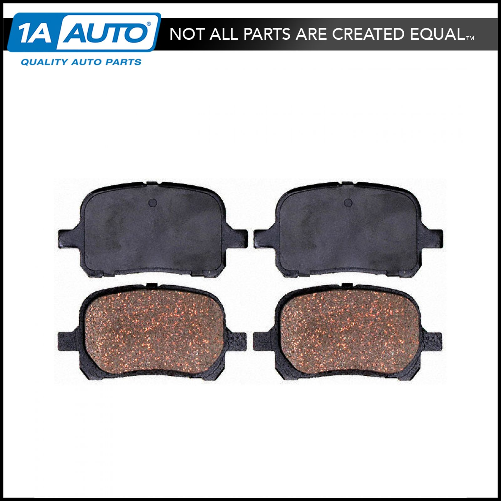 1999 Toyota Camry Brake Pads: Front Ceramic Disc Brake Pads Set Kit RAYBESTOS For Camry