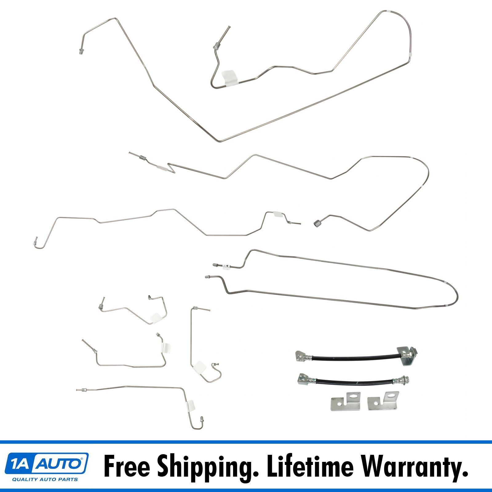 35 Ford F150 Brake Lines Diagram