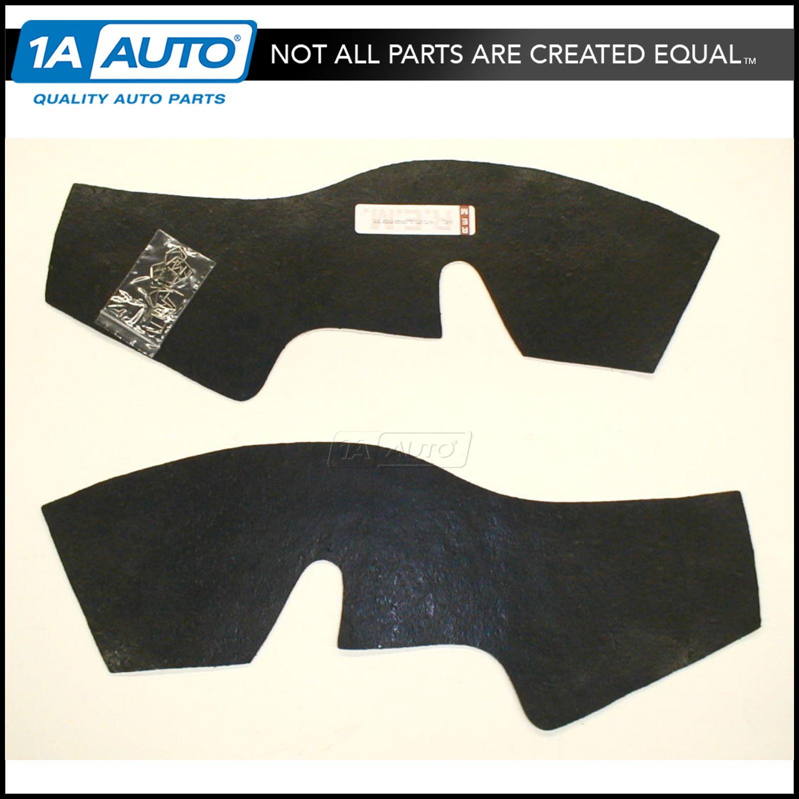 A-Arm Frame Seals for 64 65-67 Pontiac LeMans GTO Tempest