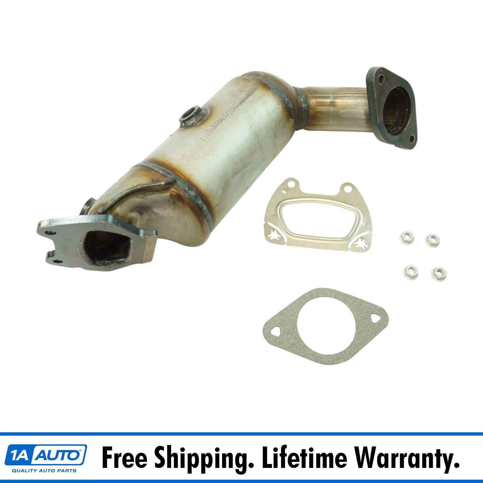 2011-2016 Chrysler Town /& Country 3.6L-V6 Exhaust Catalytic Converter Bank 1 /& 2