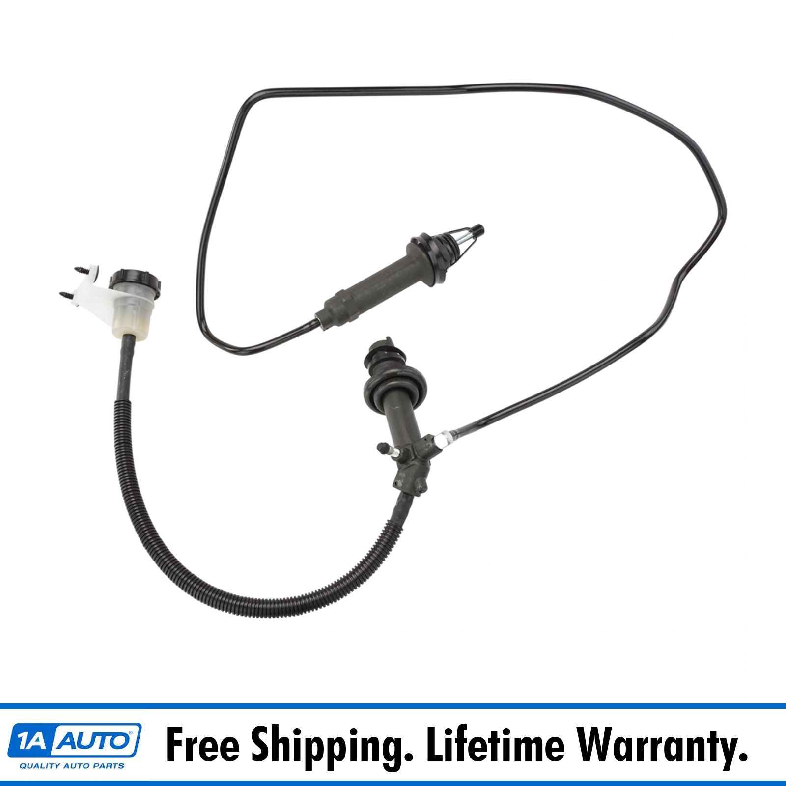 Clutch Master Slave Cylinder Installation Kit For Ford Super Duty 1955 F100 99 07 F250 350