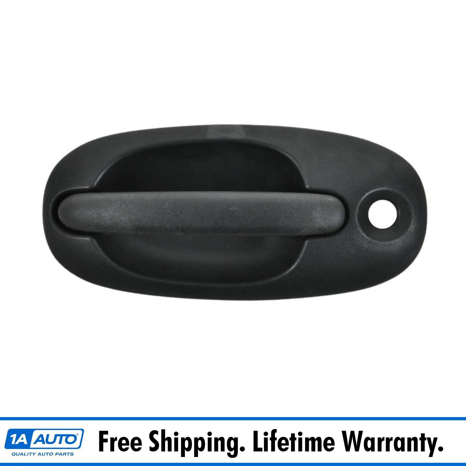for Dodge Plymouth Outside Outer Exterior Door Handle Driver Rear Left Textured