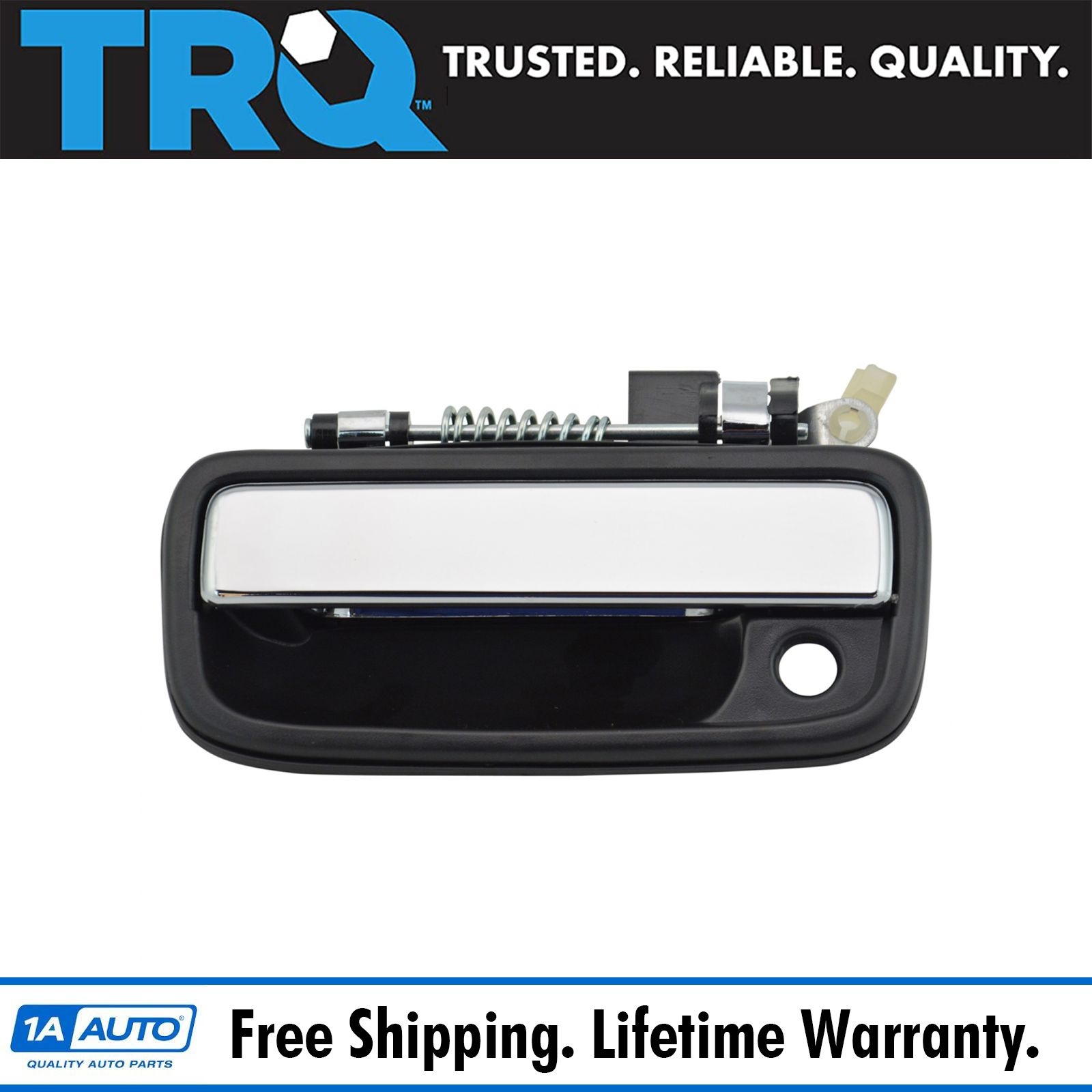 95-04 TOYOTA TACOMA LH DRIVER SIDE FRONT OUTER EXTERIOR DOOR HANDLE