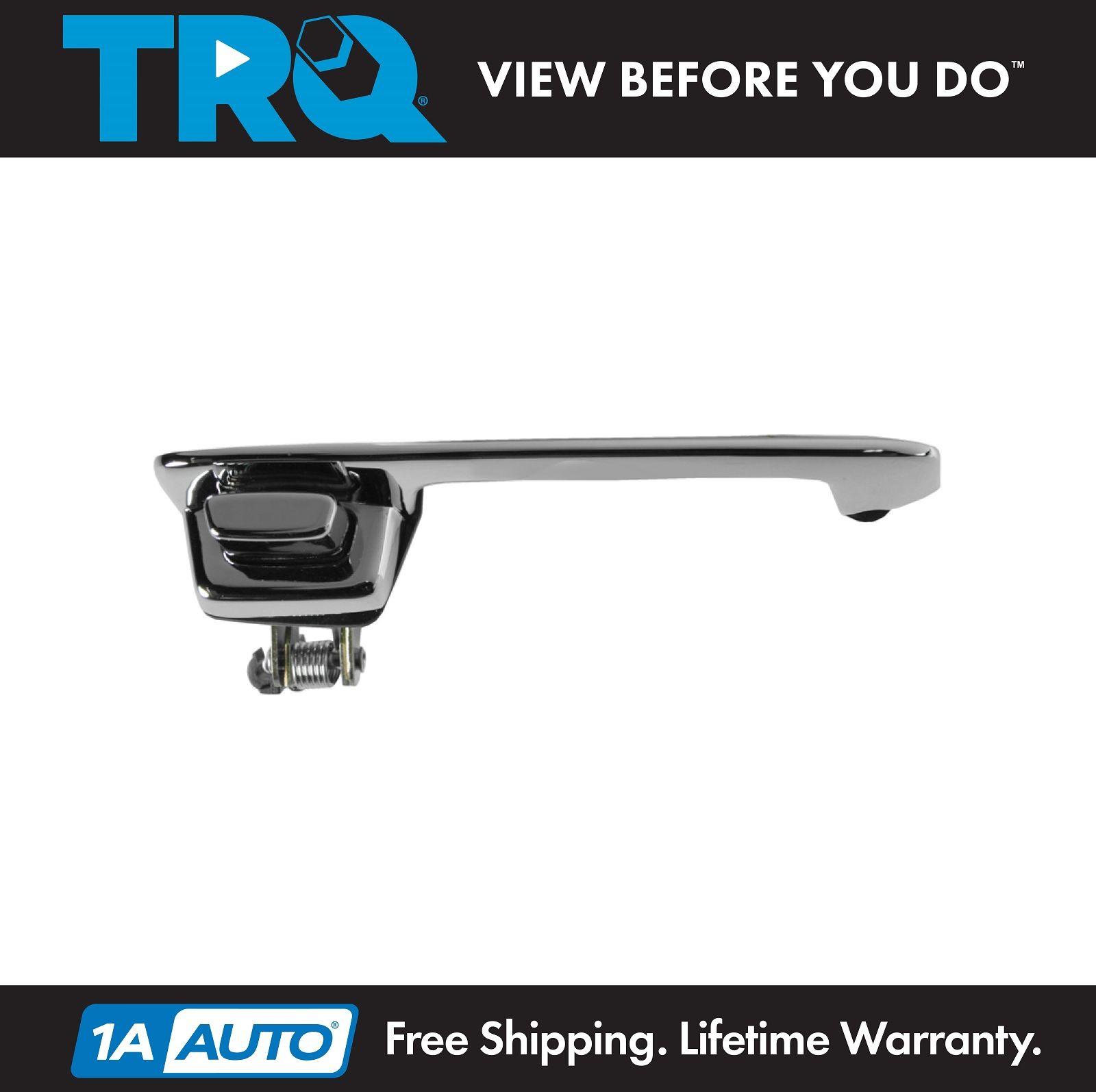 Chrome Outside Exterior Door Handle RH Right Passenger for Dodge Pickup Truck