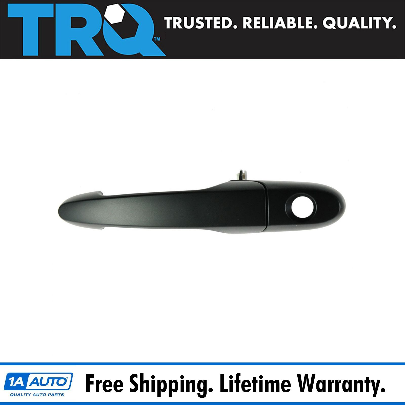 for Chevy Impala Outside Outer Exterior Door Handle Left Driver Side Rear Smooth
