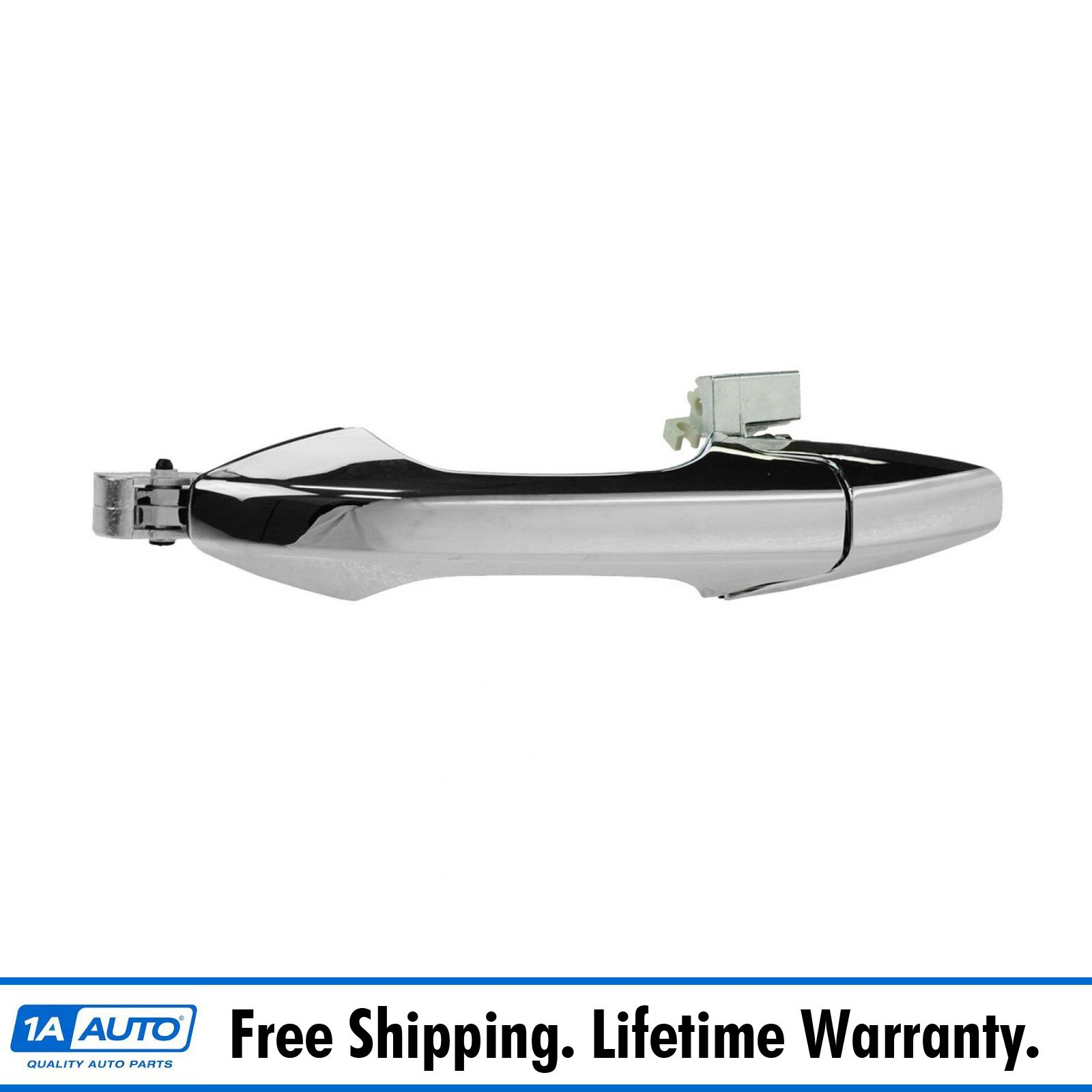 Outside Door Handle Chrome Passenger Side Right RH for 10-13 Honda Crosstour