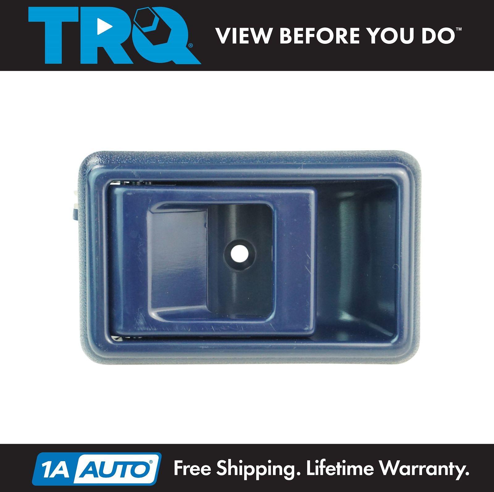 Blue Inner Interior Inside Door Handle For Toyota Corolla 4runner Pickup Truck 191213458839 Ebay