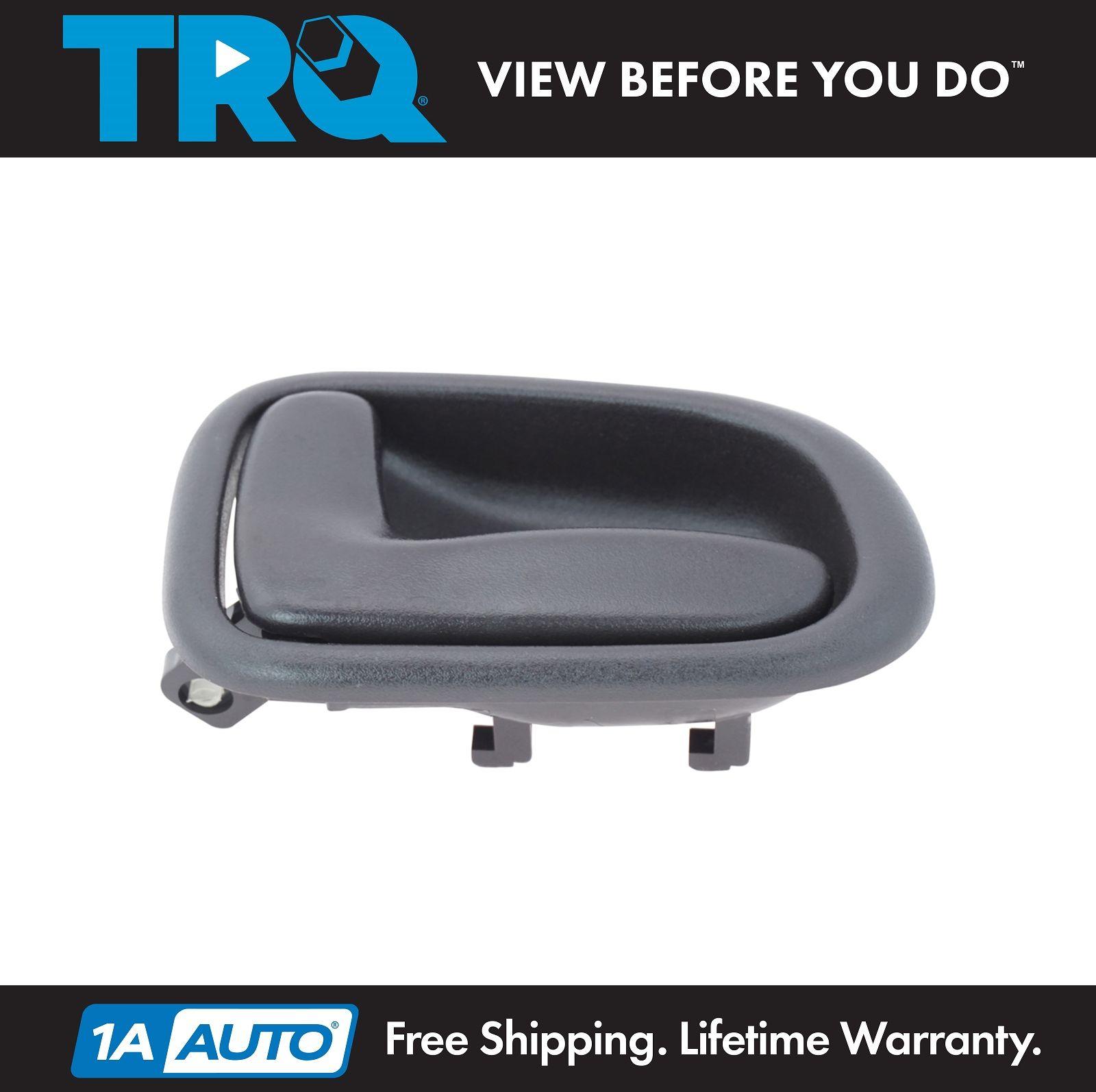 fits Toyota Inside Inner Interior Door Handle Rear Left Driver Side Brown