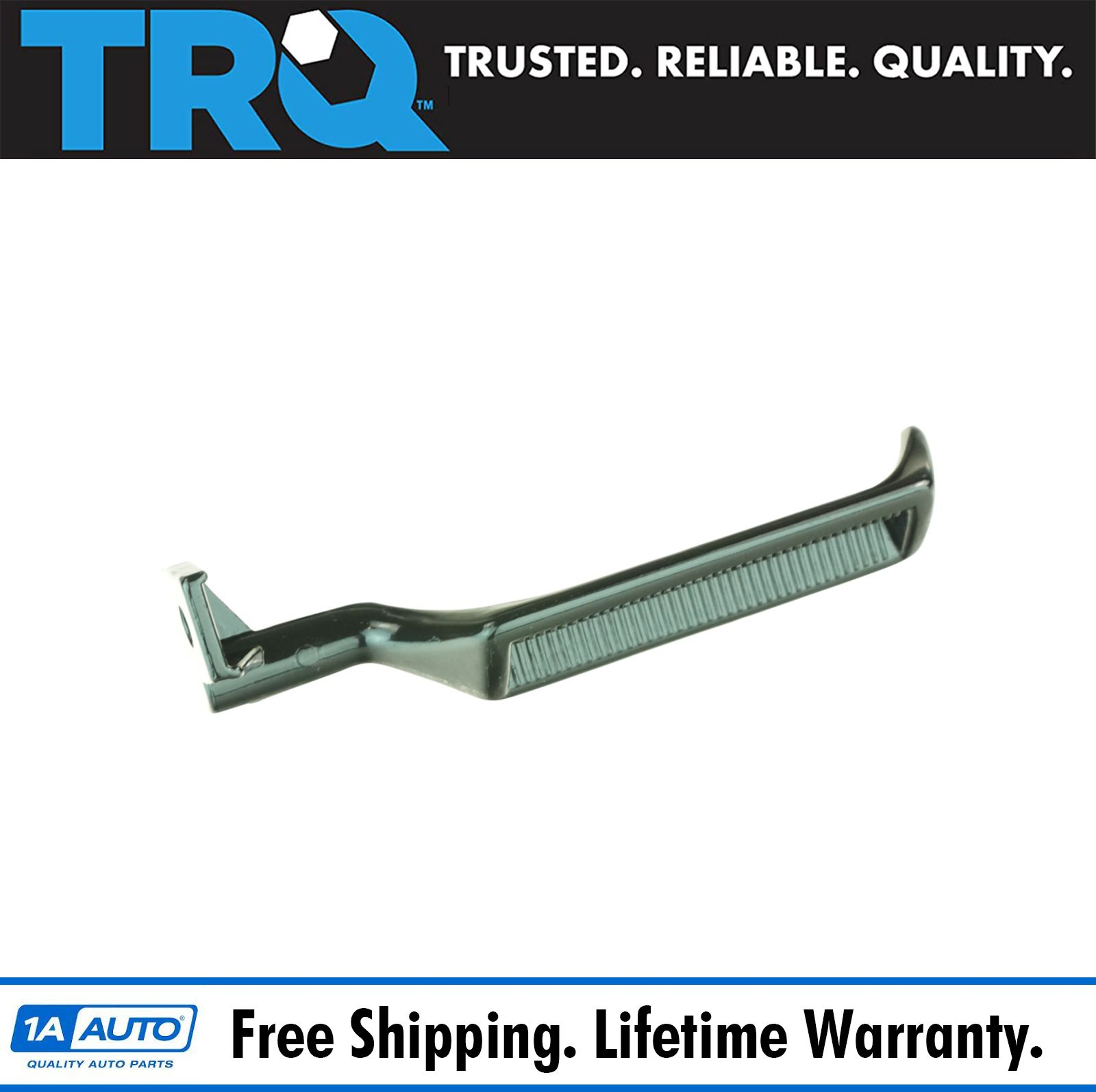 Door Handle Black Metal Inner Driver Side Left Lh For Ford Bronco F150 F250 F350 Ebay