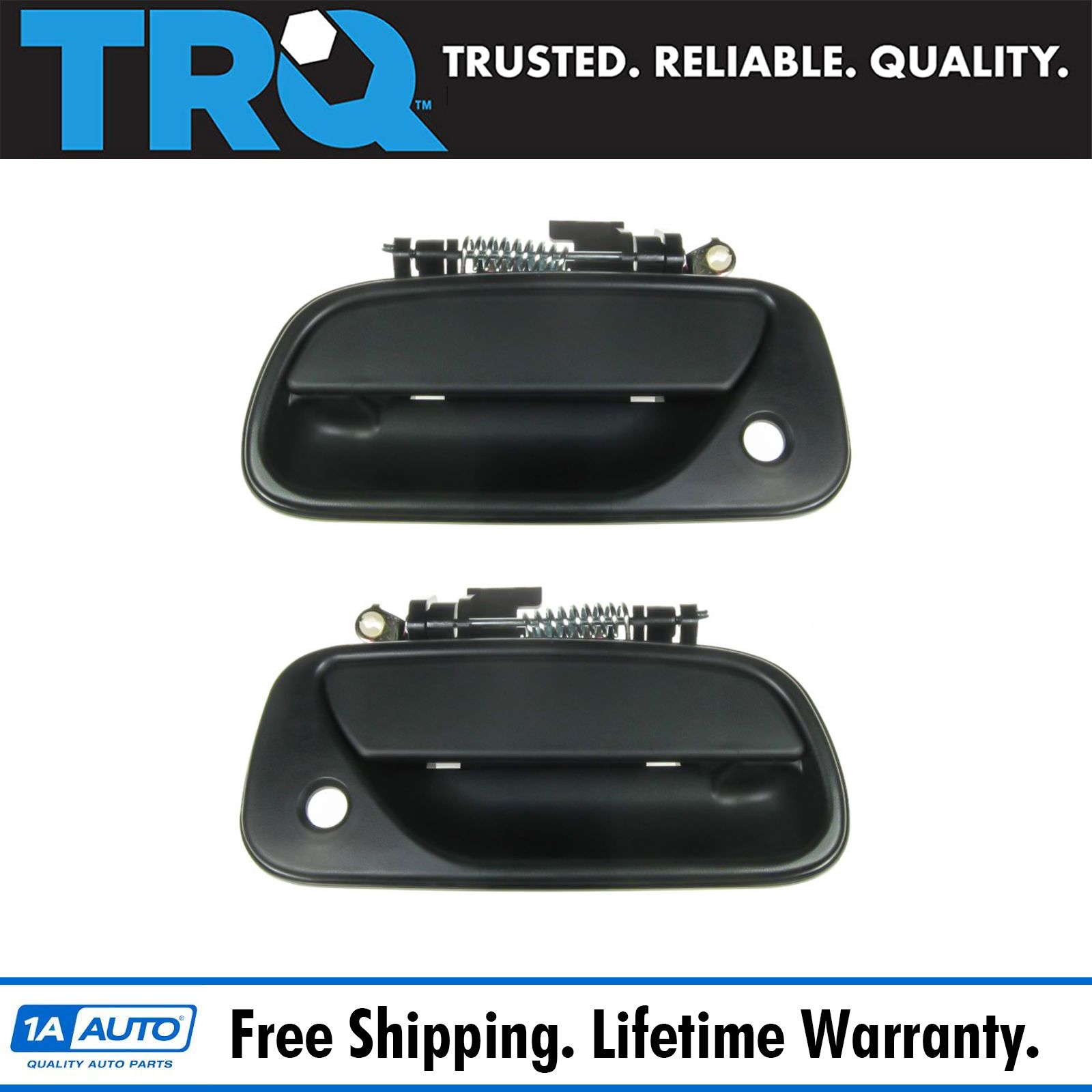 Outer Outside Exterior Door Handle Pair Set For 93 98 Toyota T100 Truck Pickup 191213327432 Ebay