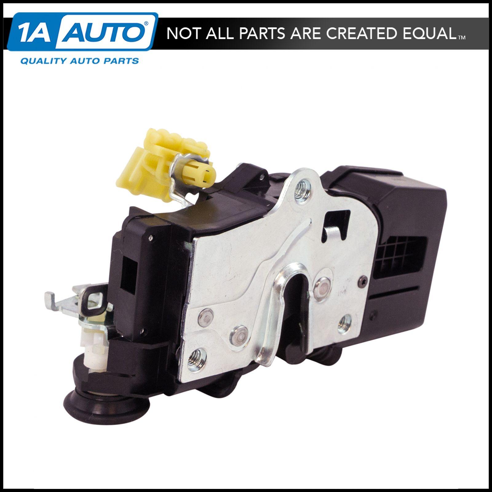 Door Lock Actuator Motor Latch Rear Driver Side Left Lh Lr For Equinox Torrent Ebay