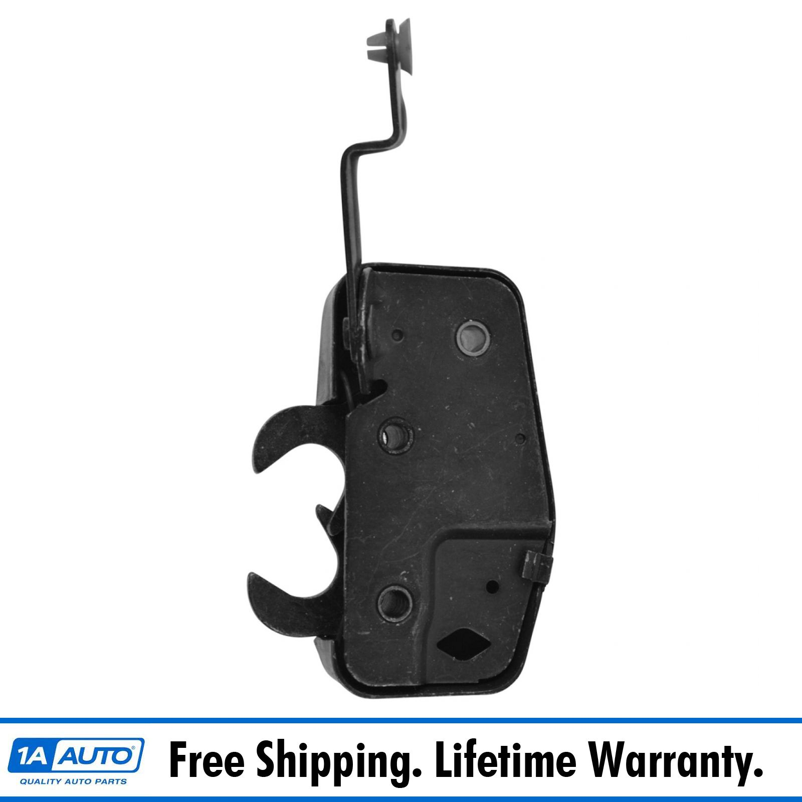 OEM Sliding Door Mounted Latch Assembly Passenger Right