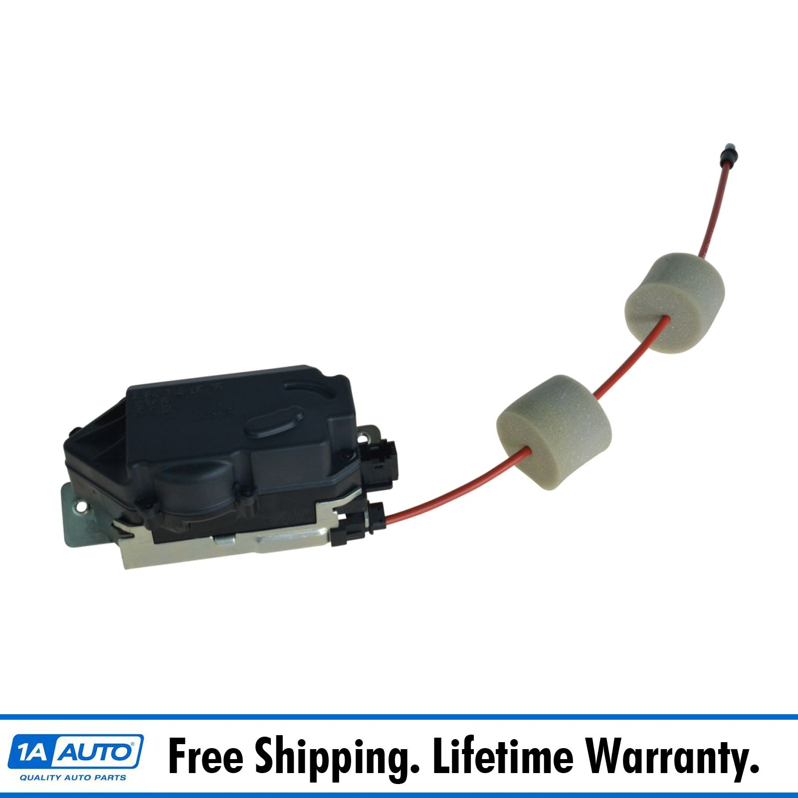 Details about OEM 1647400635 Lock Latch with Actuator Lift Gate Mounted for  Mercedes Benz New