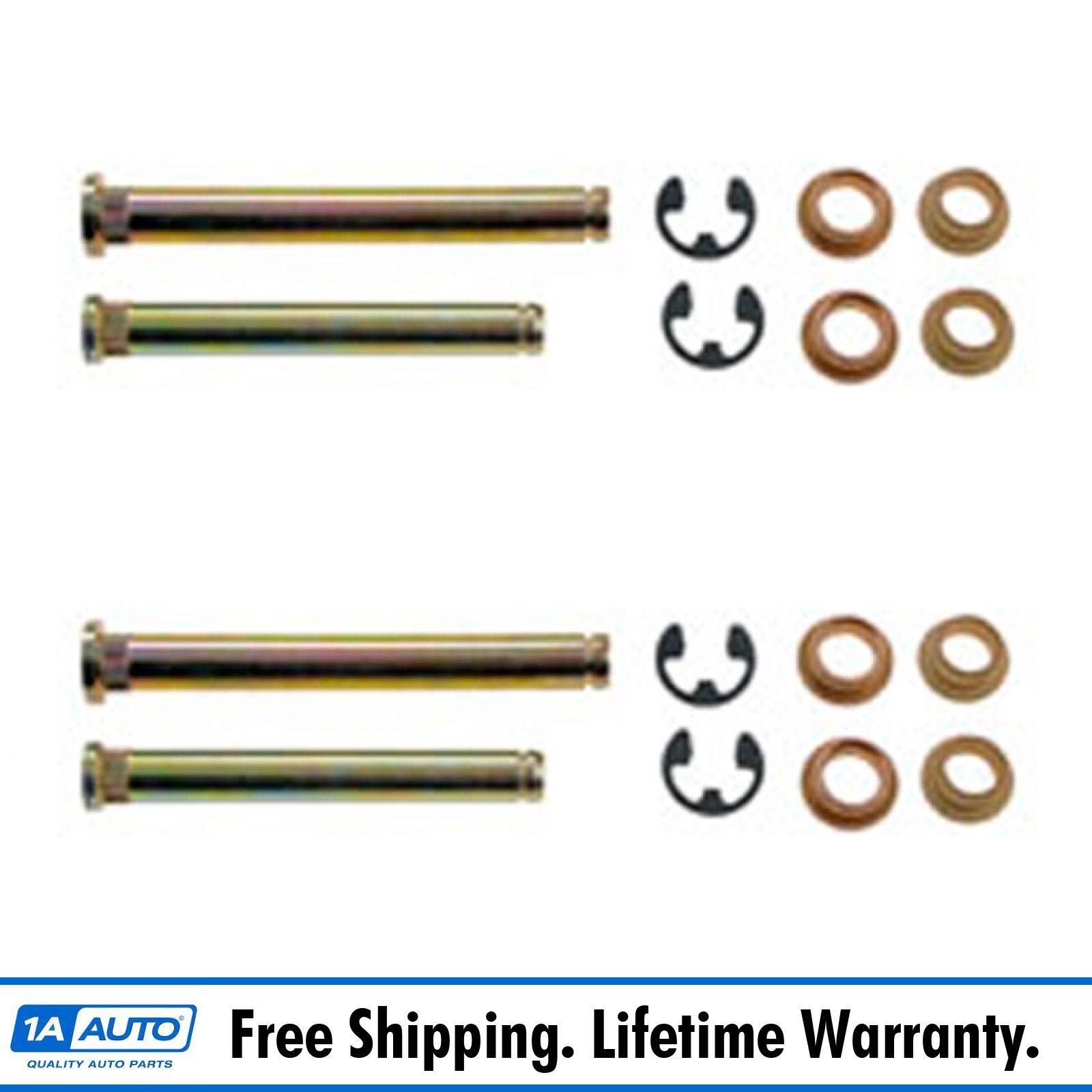 for Chrysler Dodge 4 Pins /& 8 Bushings Dorman Door Hinge Pin /& Bushing Kit Set