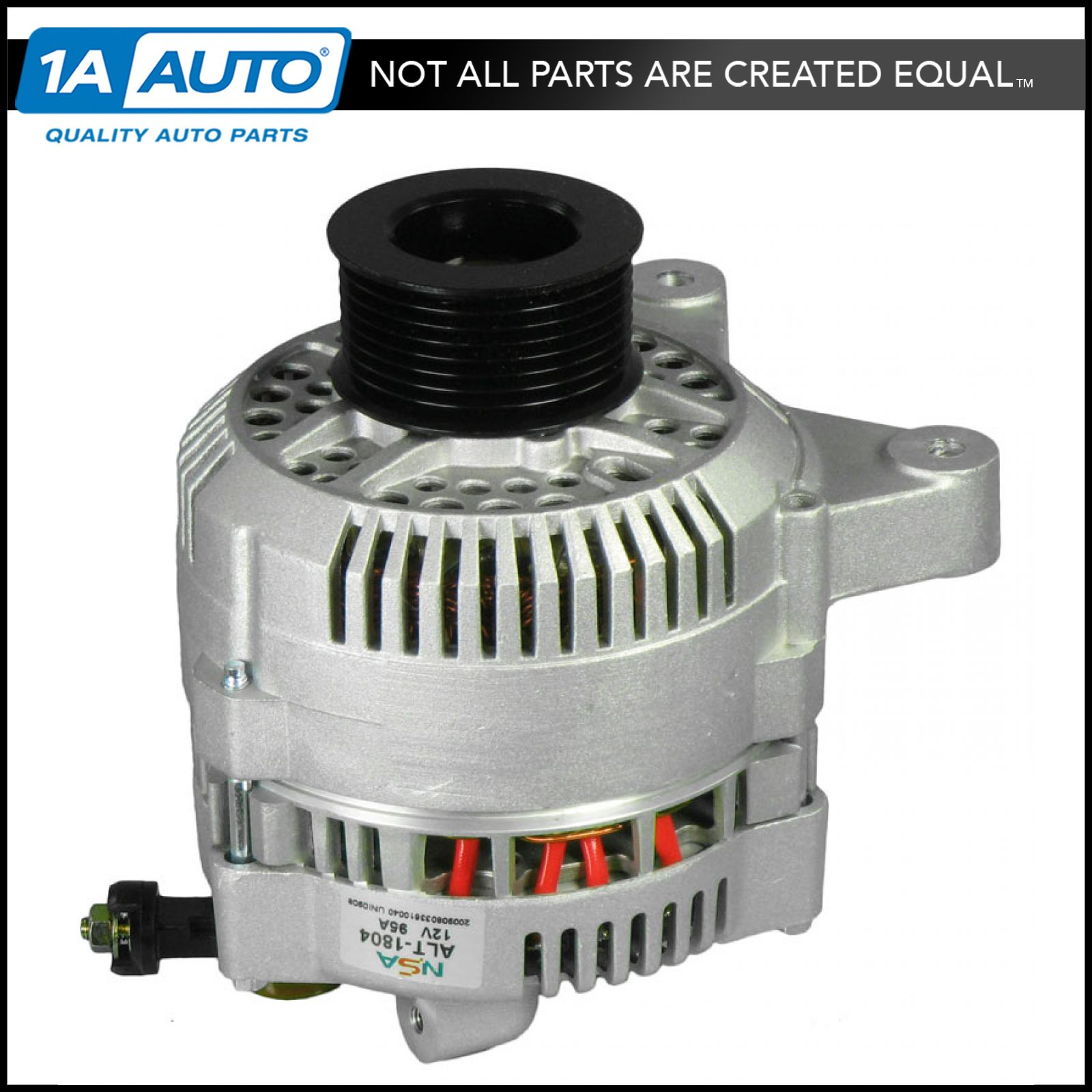 130 Amp Alternator for Navigator E150 E250 E350 Van F150 F250 F350 Pickup Truck