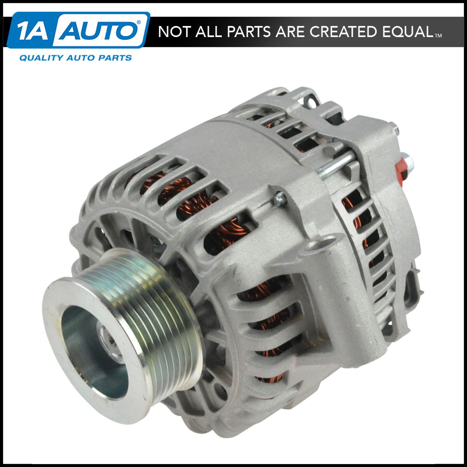 ALTERNATOR Replacement For Replacement ForD F-550 SUPER DUTY V8 6.0L 03-05