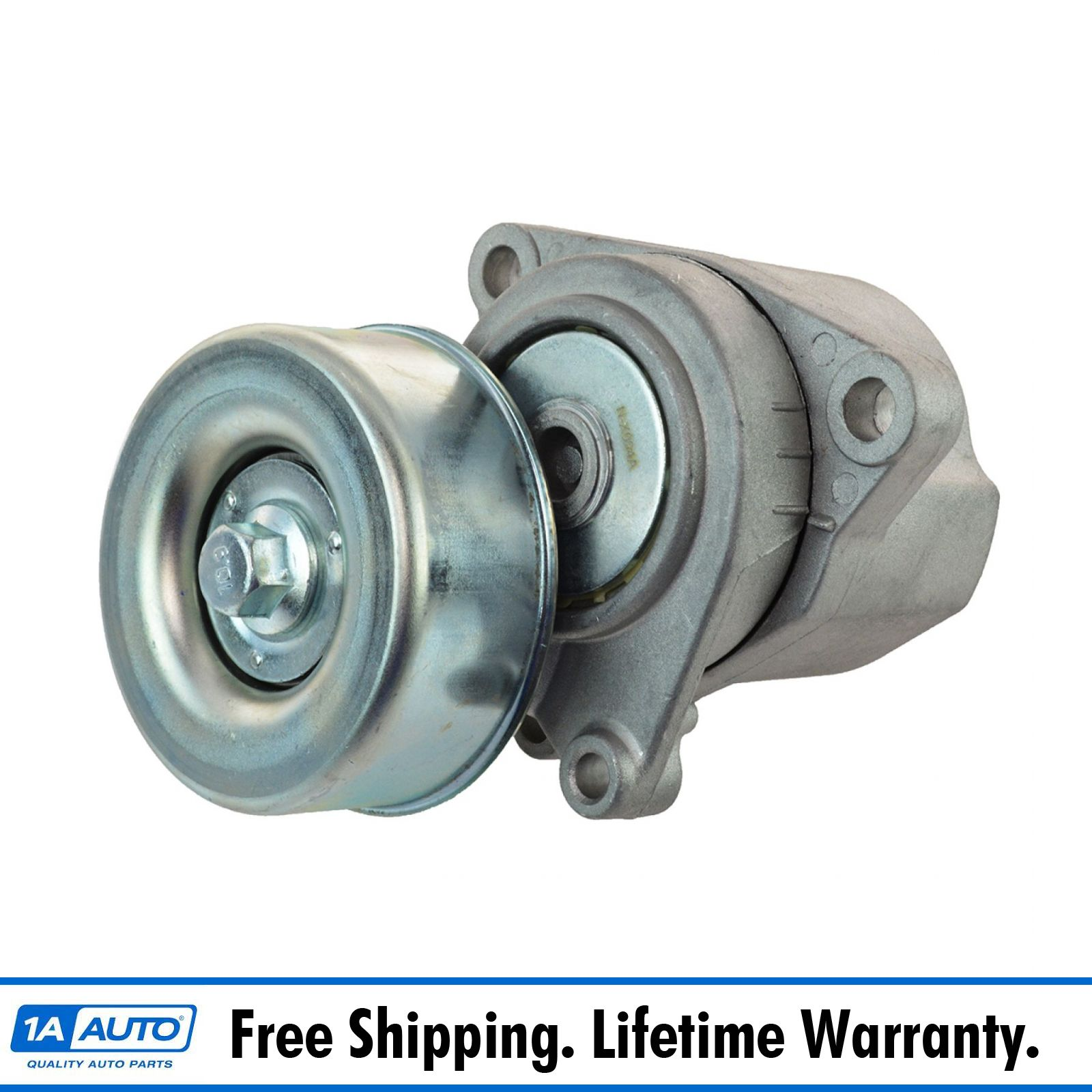 Serpentine Belt Tensioner with Pulley For Nissan Altima ...