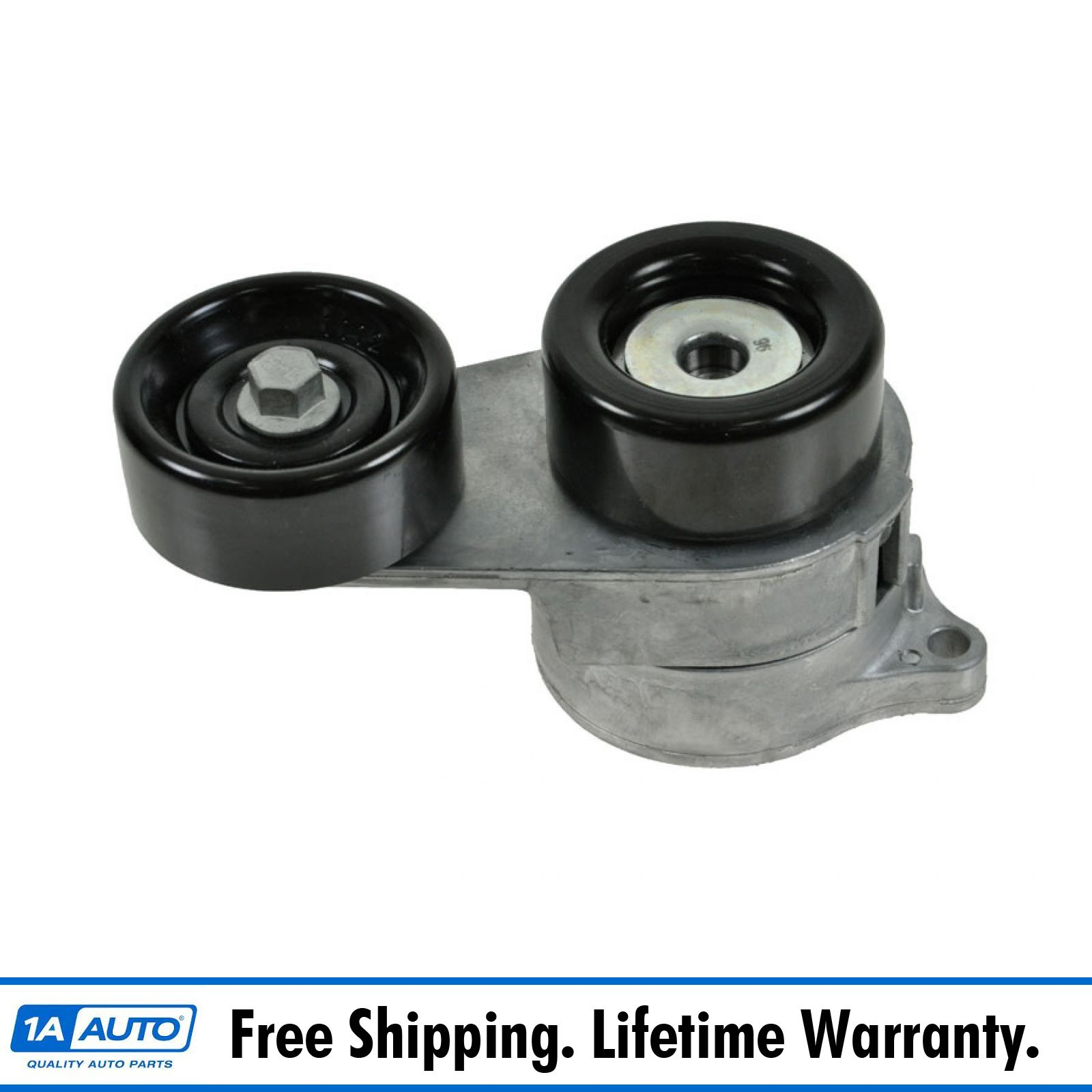 Serpentine Belt Tensioner & Pulley for MDX RL TL Accord Odyssey Pilot  Ridgeline