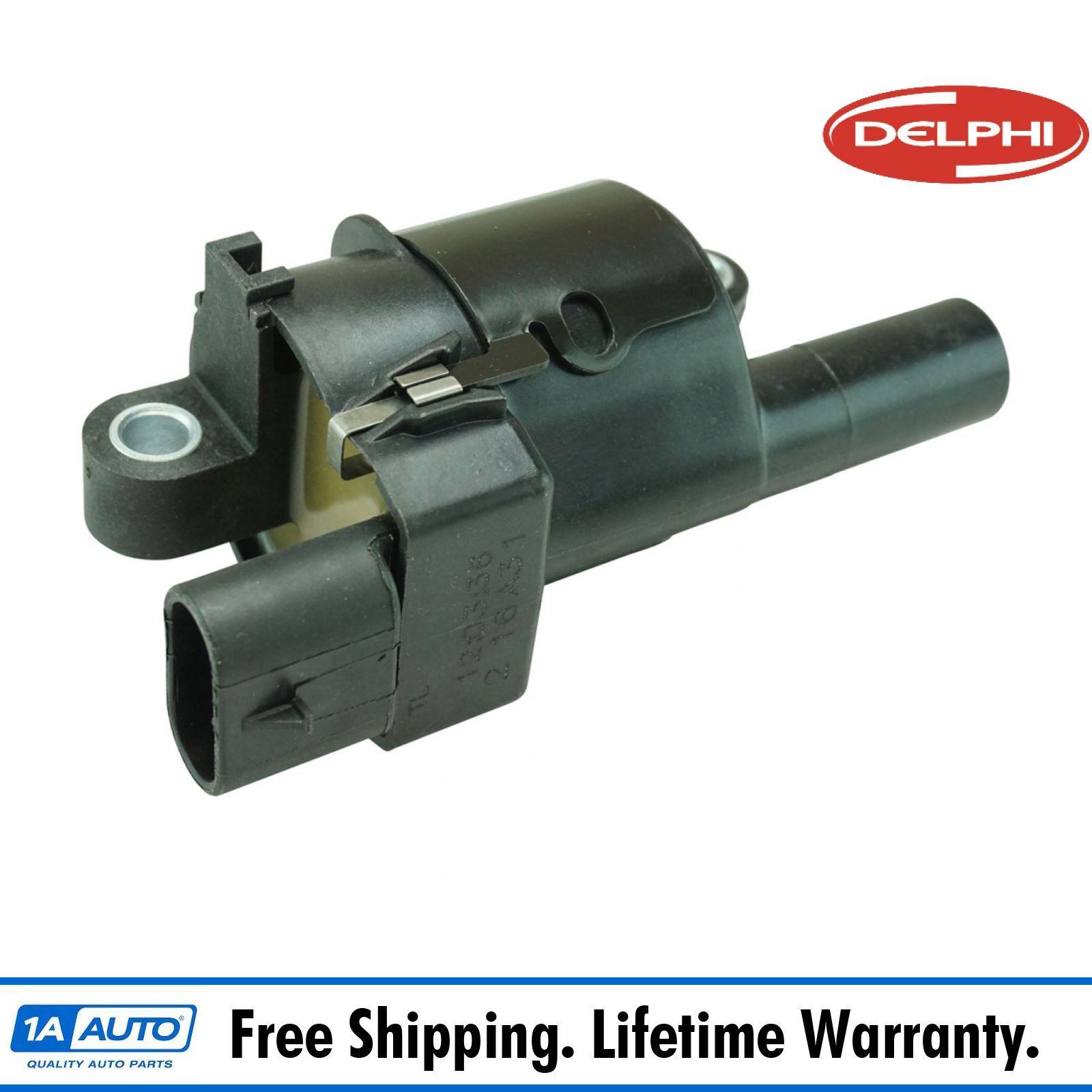 Delphi GN10309 Ignition Coil COP for Buick Cadillac Chevy GMC Saab Brand New