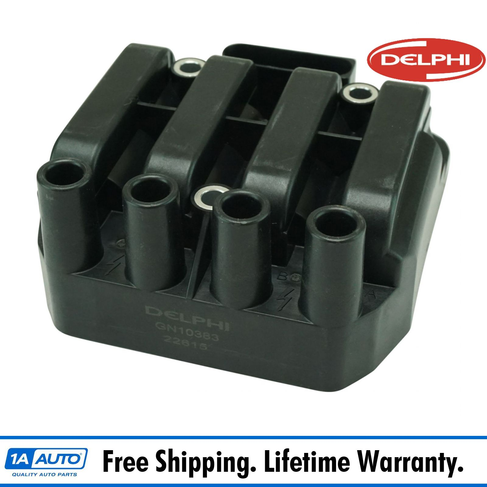 Ignition Coil Golf: Delphi GN10383 Ignition Coil Pack For VW Beetle Golf Jetta