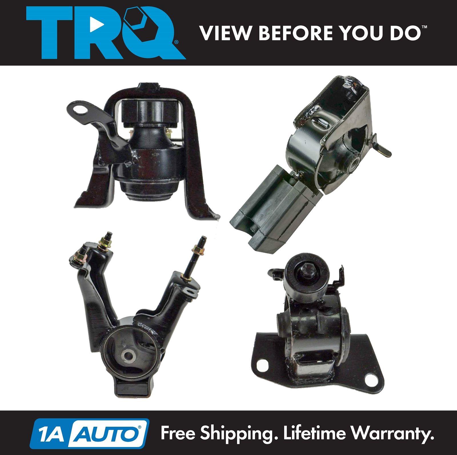 2007 Pontiac Vibe Transmission: Engine Motor & Transmission Mount Set Kit For Pontiac Vibe