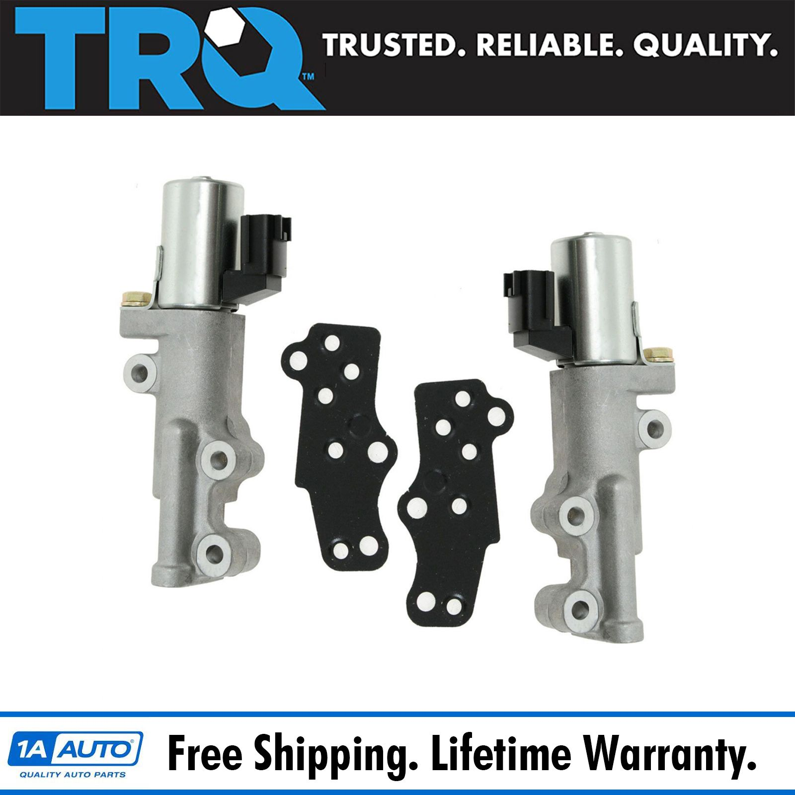 2016 Nissan Murano Camshaft: VVT Variable Valve Timing Solenoid Pair Set For I35 Altima