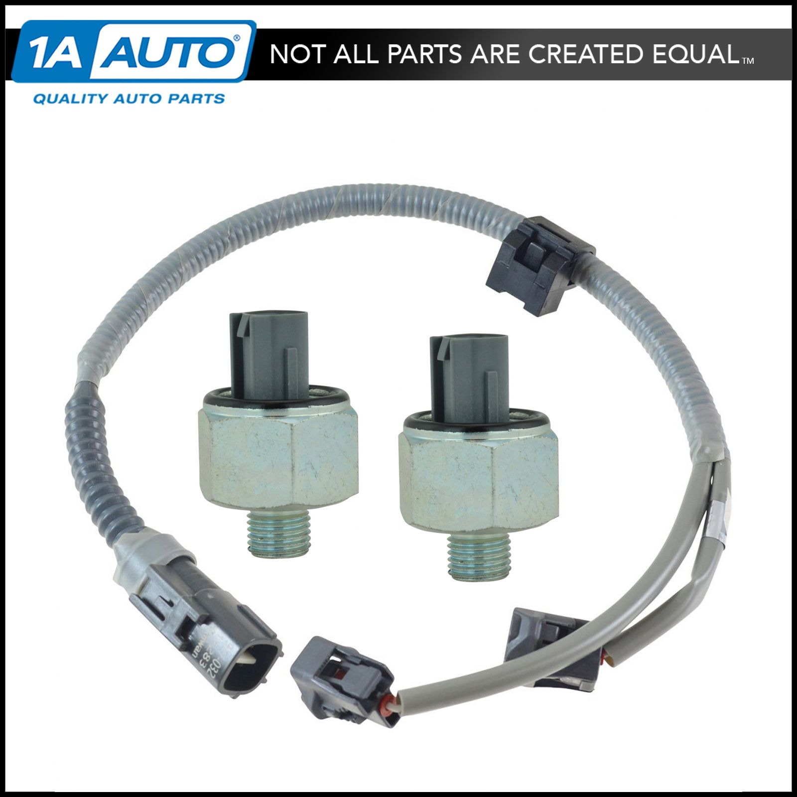 Front Knock Sensor Engine W//Harness Assembly For Toyota Solara /& Lexus RX300