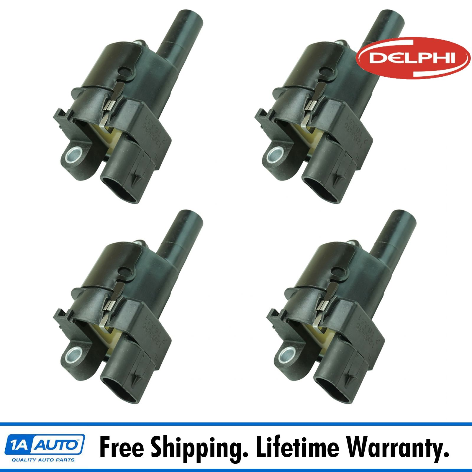 Brand New Ignition Coil For Chevy Trailblazer Gmc Pontiac Buick Cadillac V8